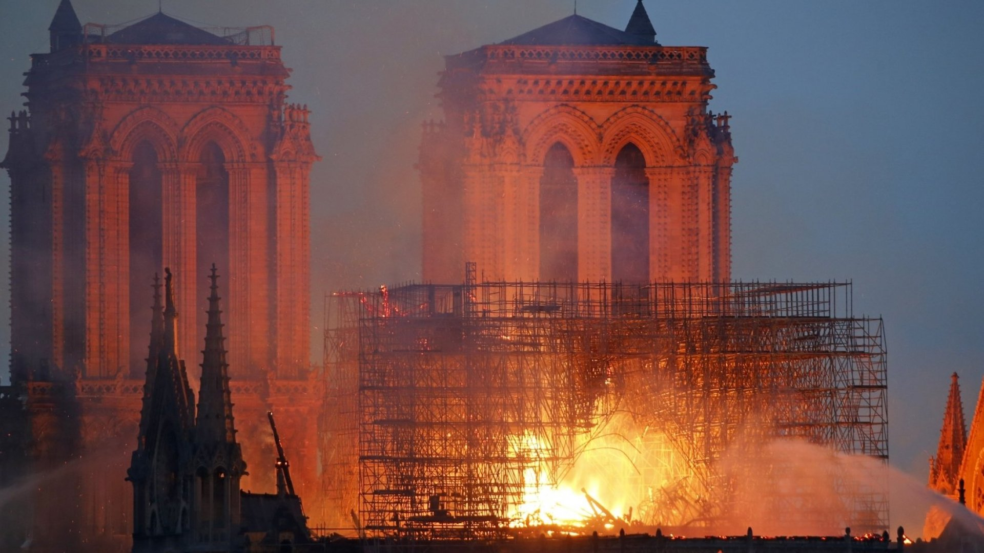 The Fire That Ripped Through Notre-Dame Was Heartbreaking. It Could Have Been So Much Worse