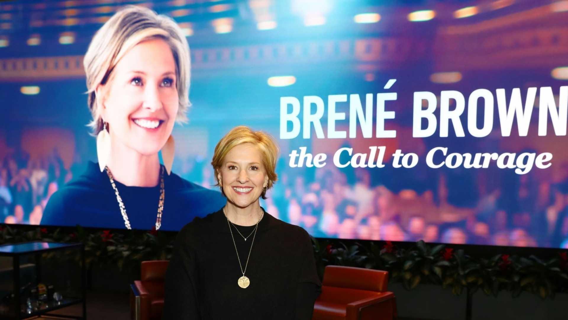 7 Entrepreneurs Share Valuable Tips from Brené Brown's Leadership Keynote