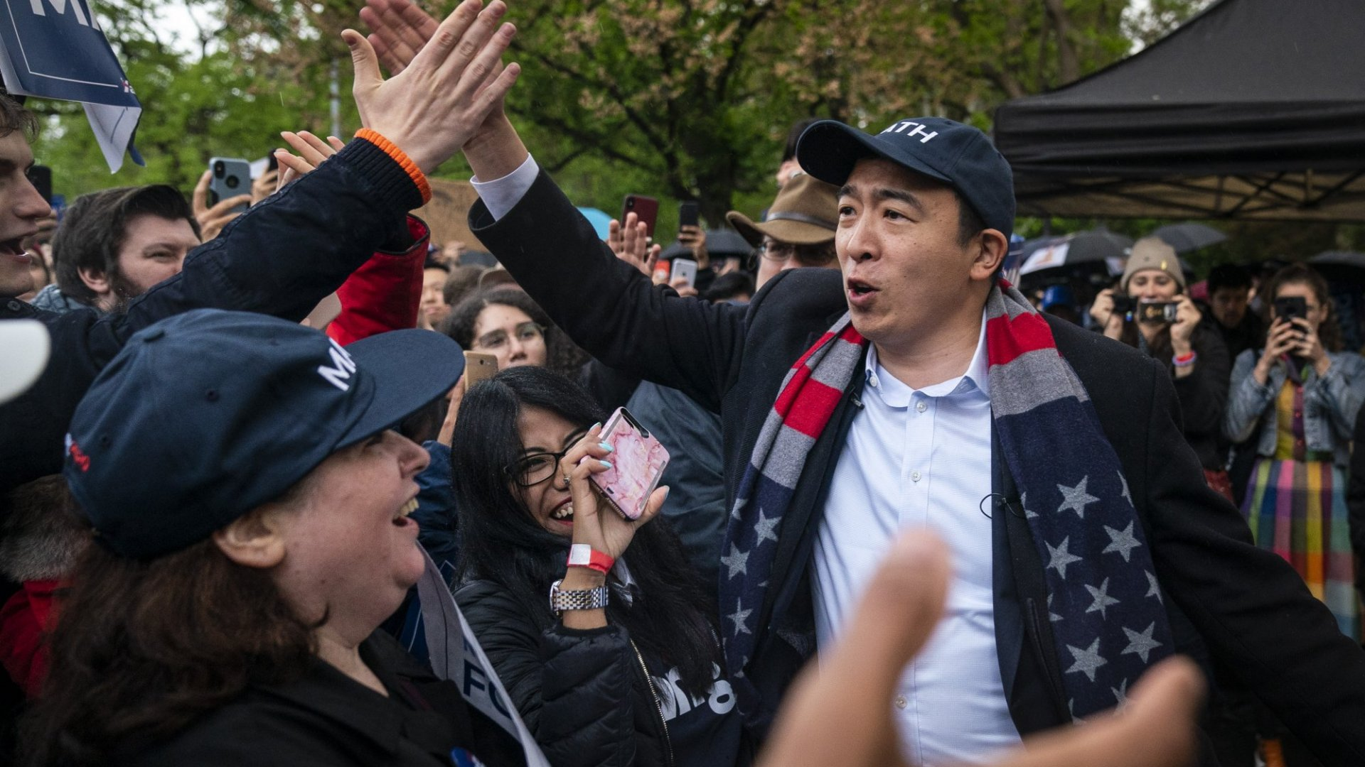 This Is What Andrew Yang's Plan Would Mean for Business in America