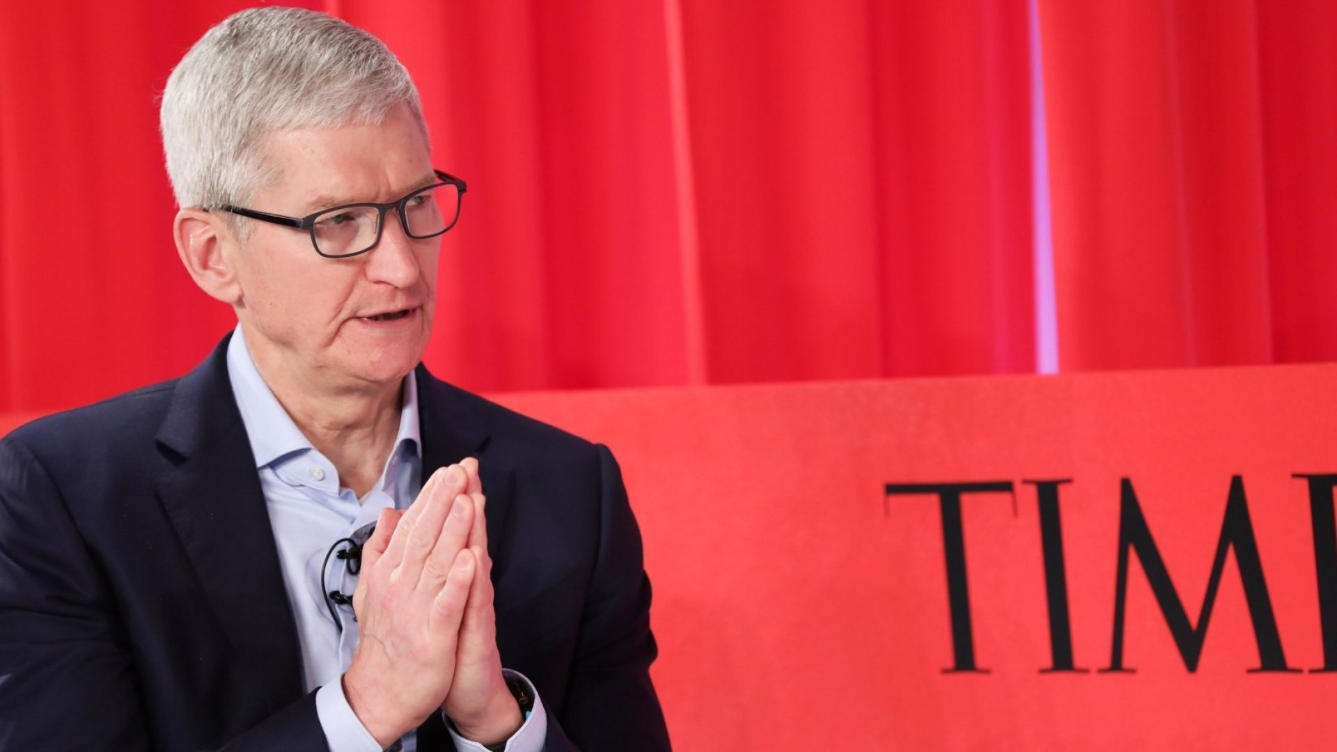 Tim Cook Says Put Down Your iPhone. He Really Means Stop Checking Facebook