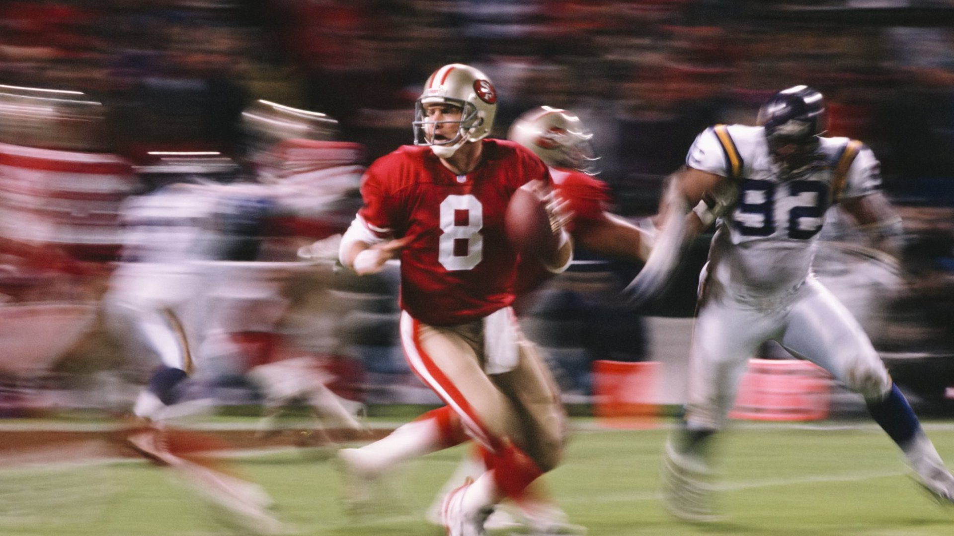 How Stephen Covey Changed Hall of Fame Quarterback Steve Young's Life