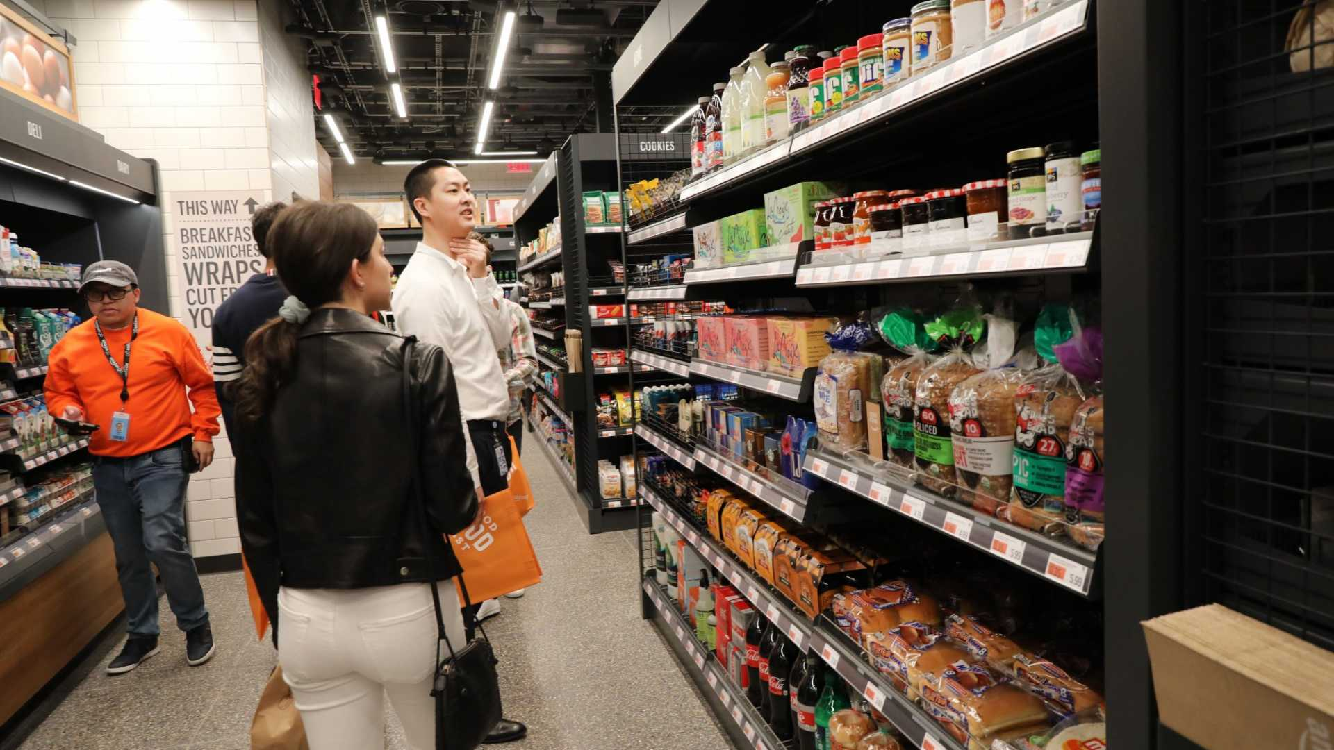 At Amazon's Newest Grocery Store the Food Isn't the Real Product and You're Not Even the Real Customer