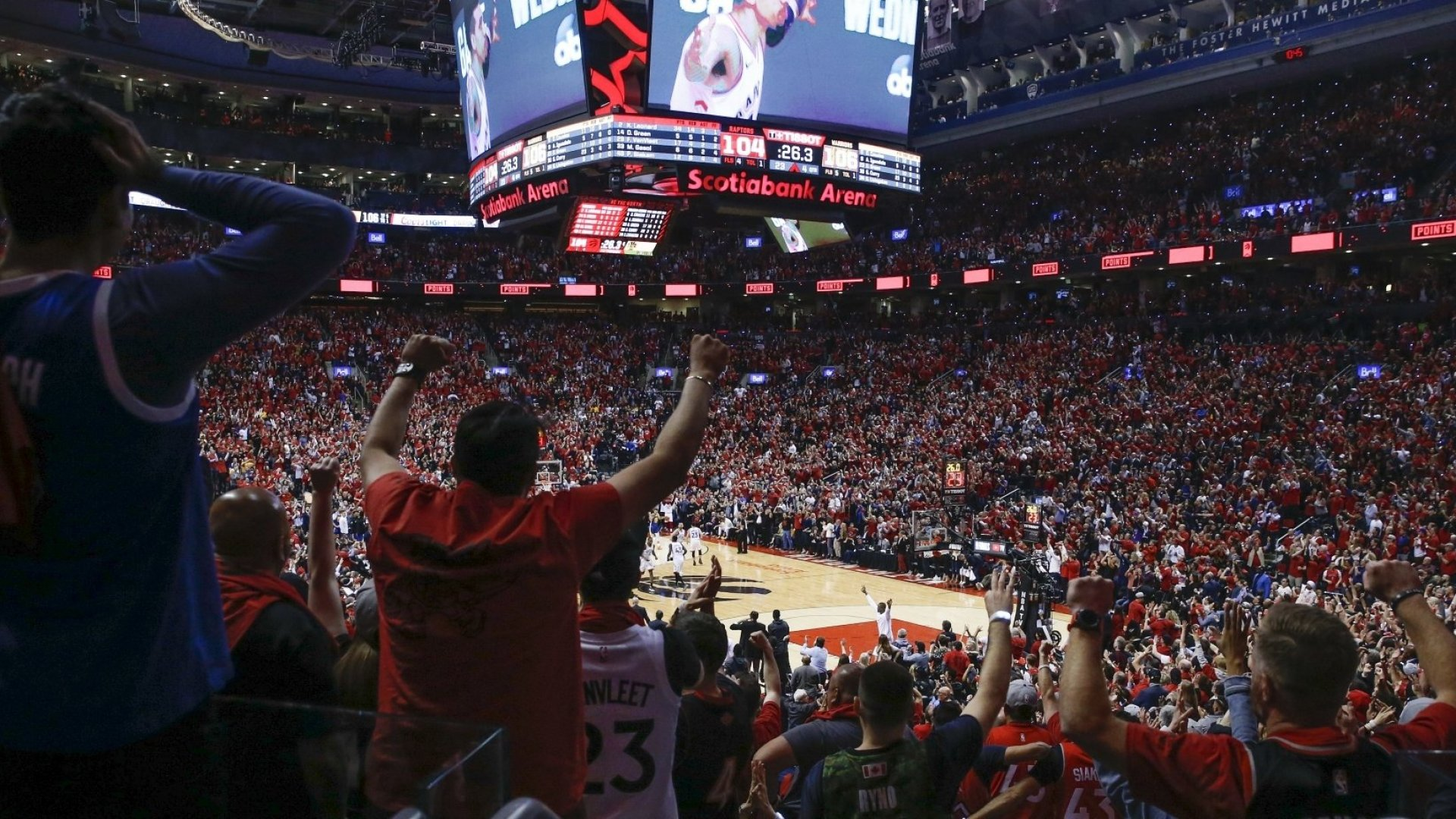 5 Lessons From the Toronto Raptors That Can Make Your Business Great