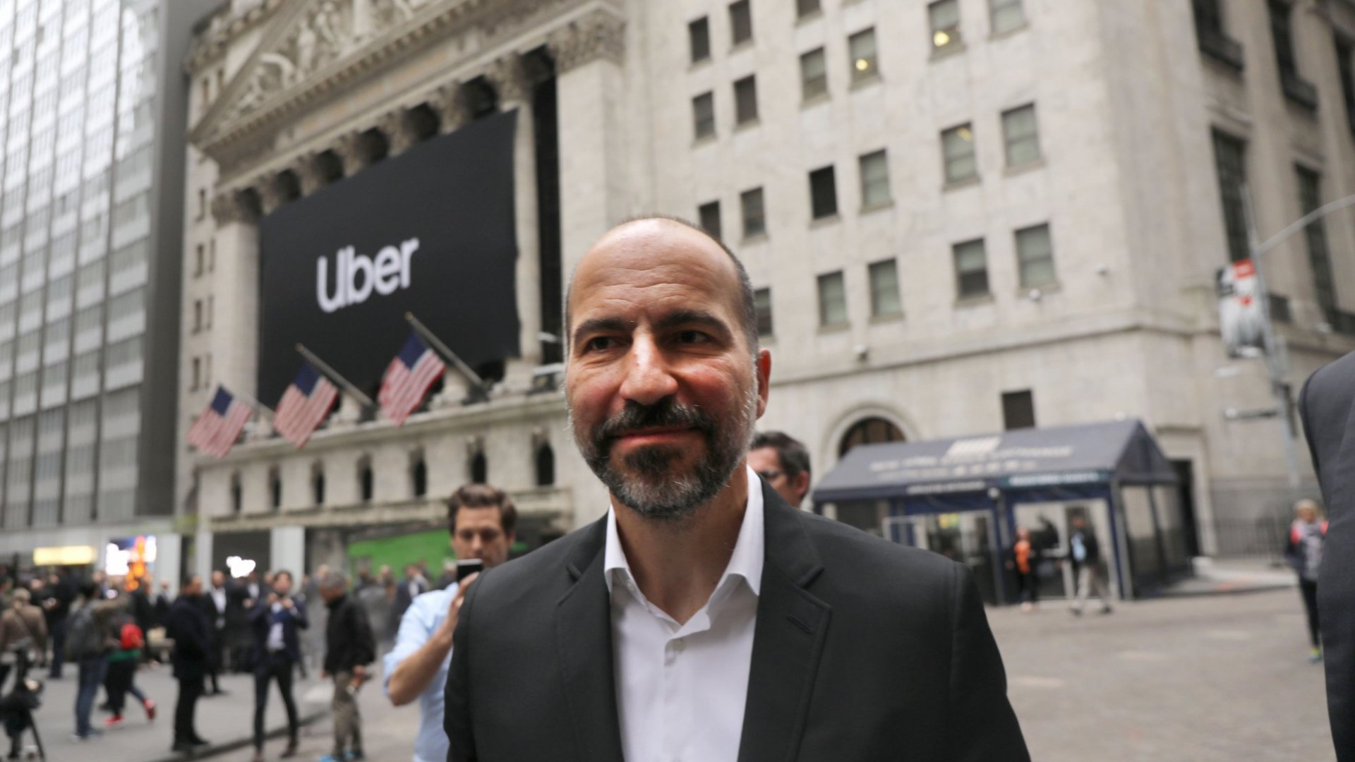Uber's CEO Made a Huge Mistake, and It Just May Signal the End of Uber