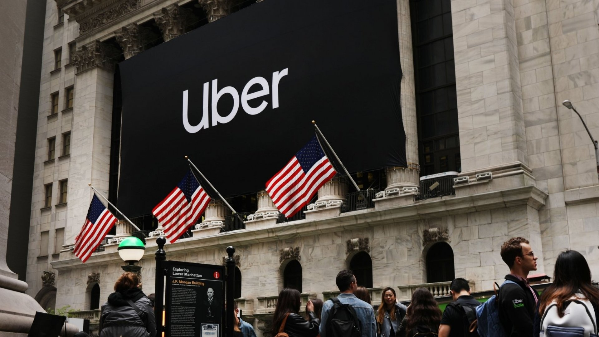 Uber Just Posted a $5.2 Billion Loss, Its Largest Quarterly Loss Ever