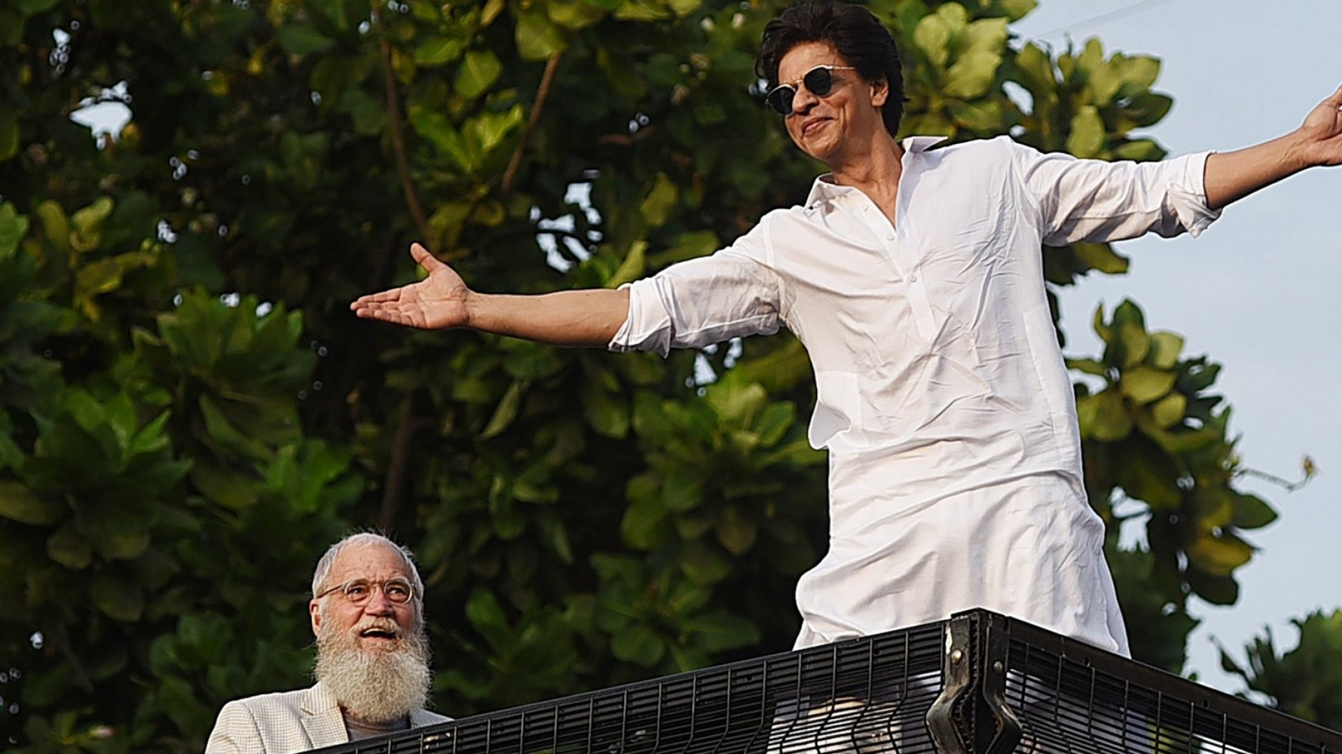 In 7 Words, Bollywood Icon Shah Rukh Khan Gives a Master Class in Creative Service