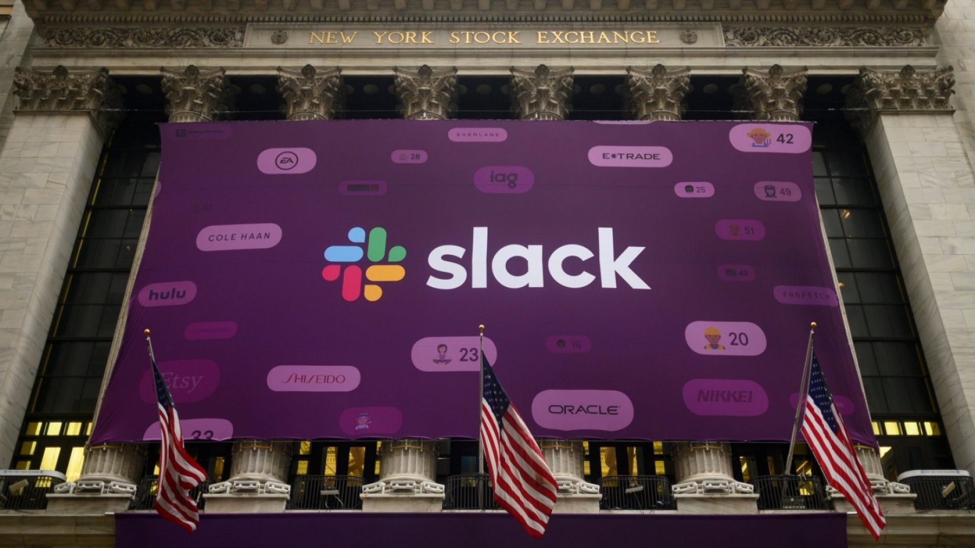 Slack, a messaging platform, went public on June 20, 2019 and skyrocketed in value on the first day of trading.