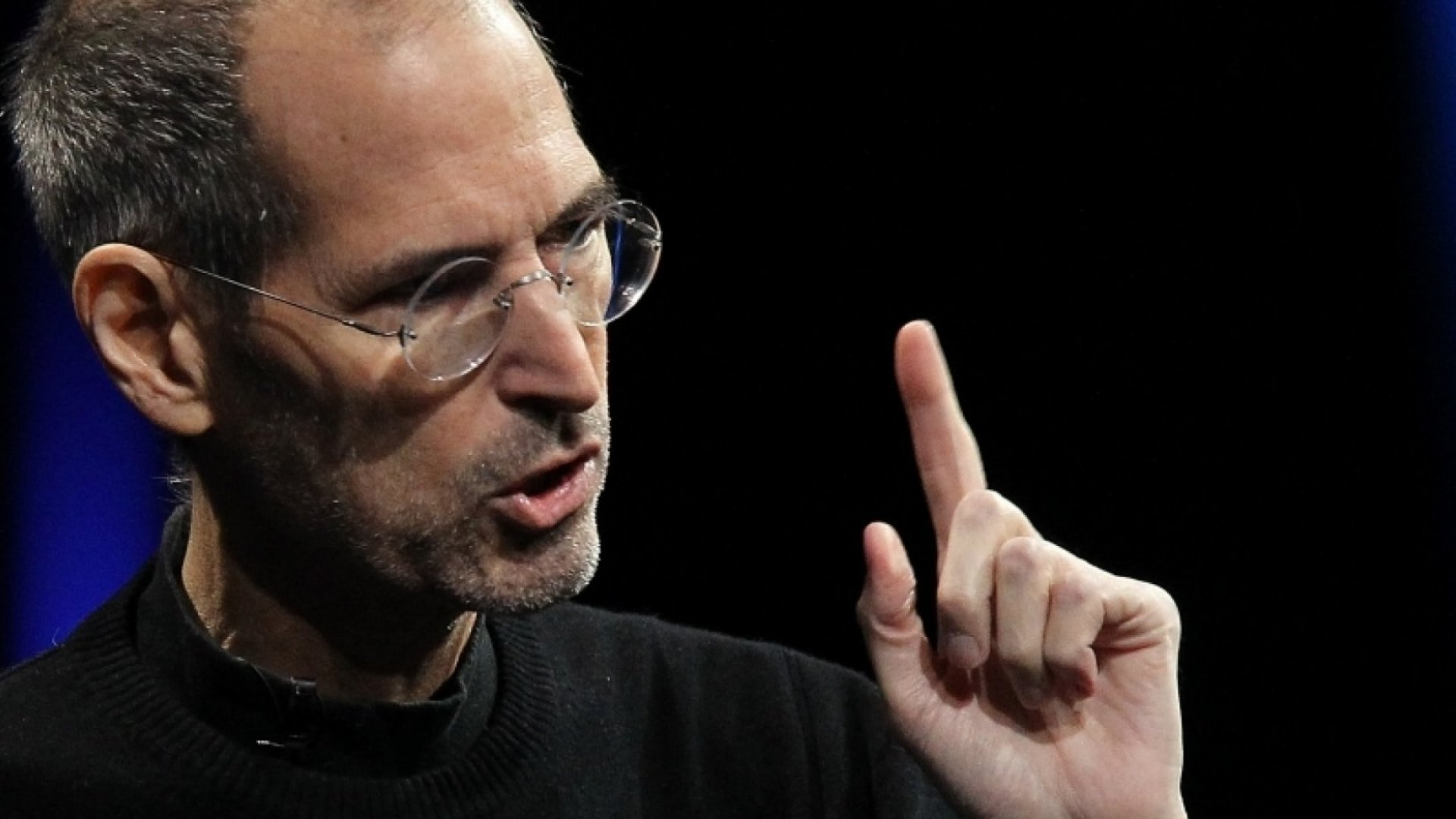 The Secret Behind Steve Jobs's Vision