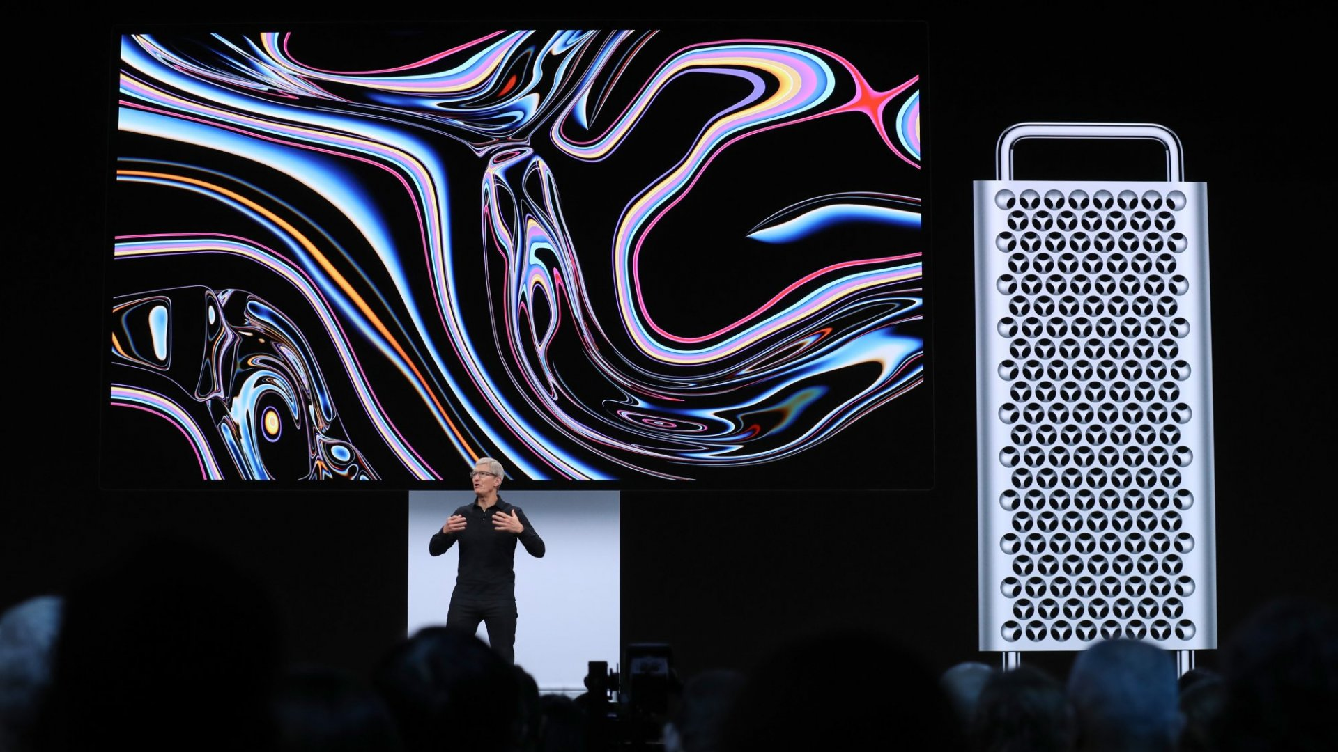 Apple WWDC 2019: How a $5,000 Monitor Stole the Show
