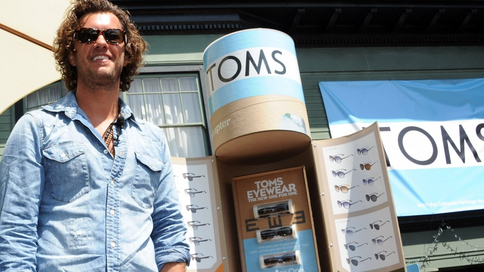 TOMS Founder and Supermodel Christy Turlington Burns on How to Be a Social Entrepreneur Now