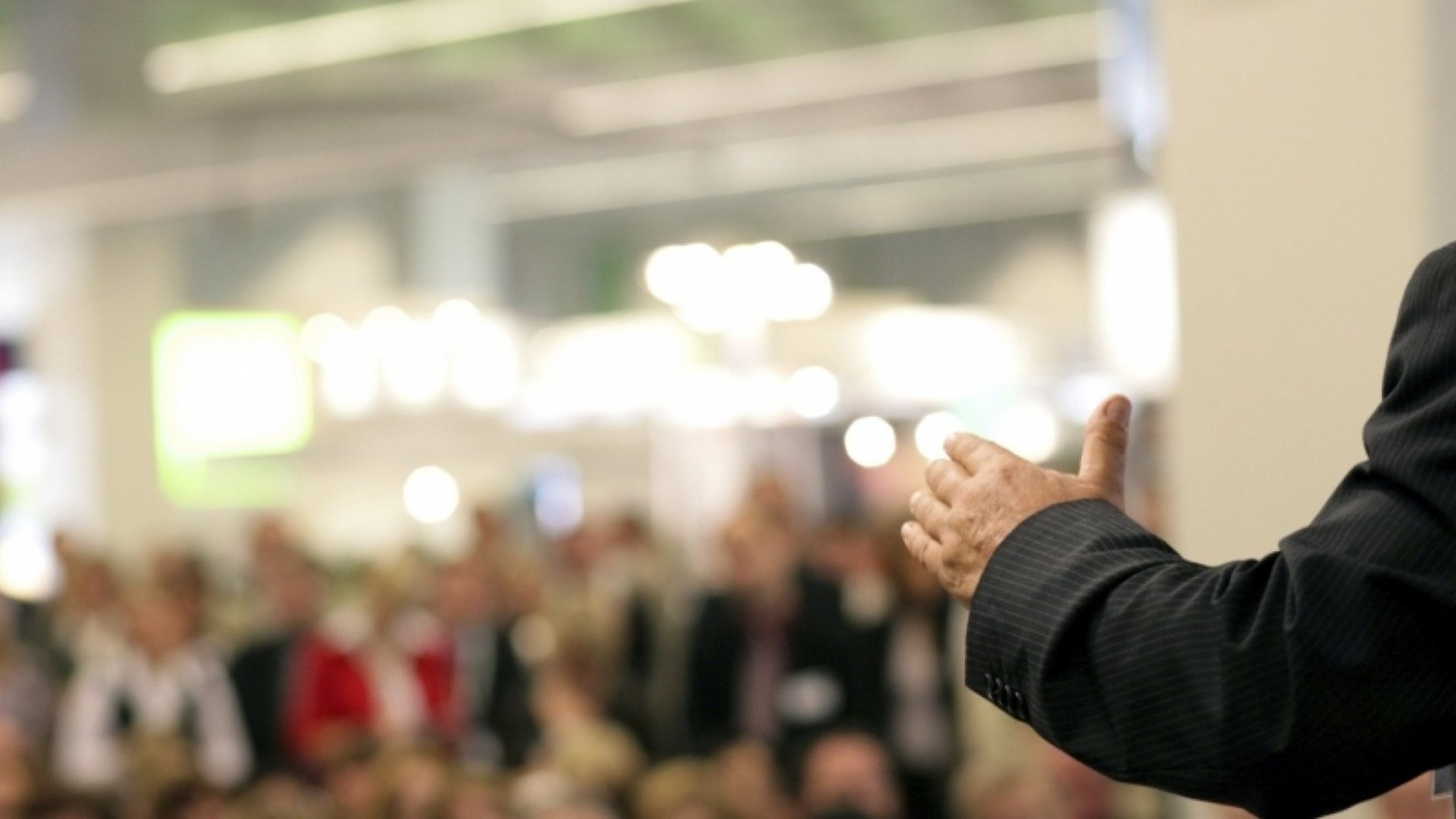 5 Myths That Only Bad Public Speakers Believe