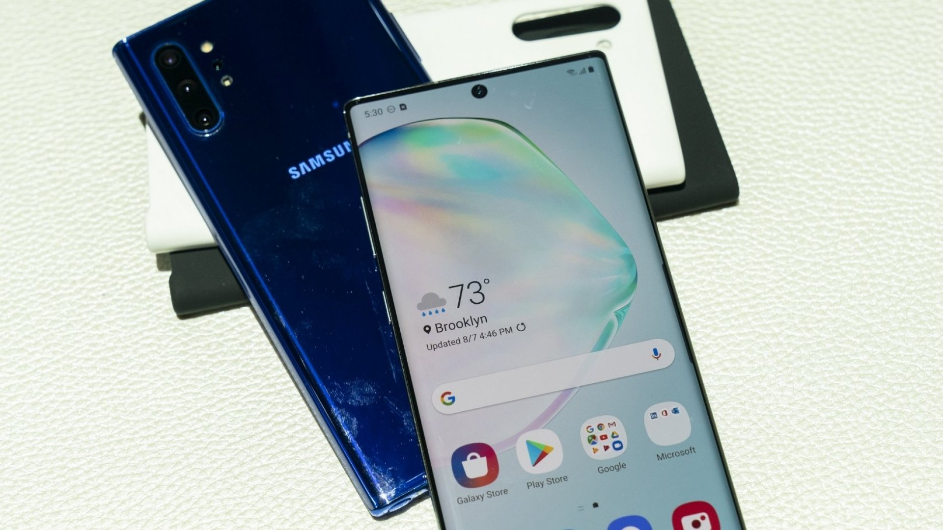 Samsung Just Announced Its New Galaxy Note Lineup and It's Bad News for Apple
