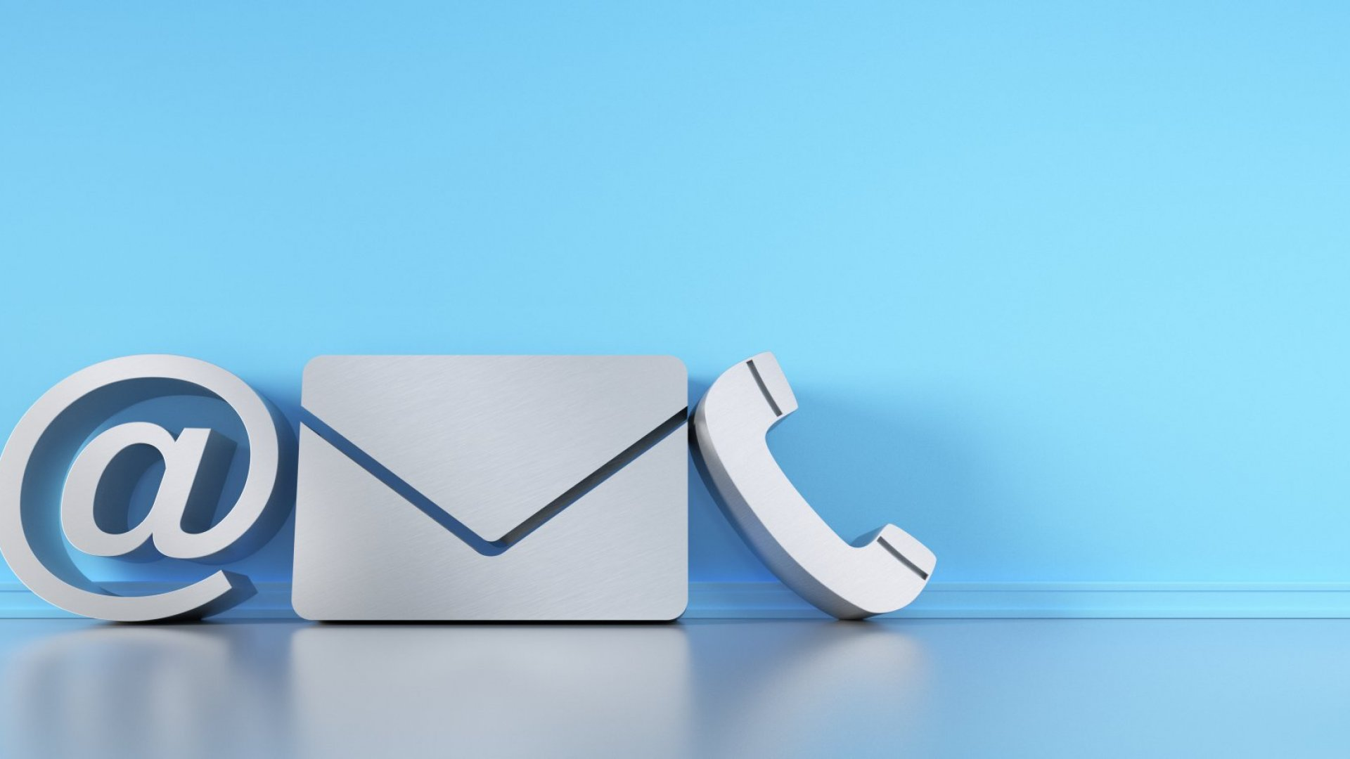 It's Time to Clarify When to Use Email, the Phone, or Messaging Apps to Reach Professional Contacts