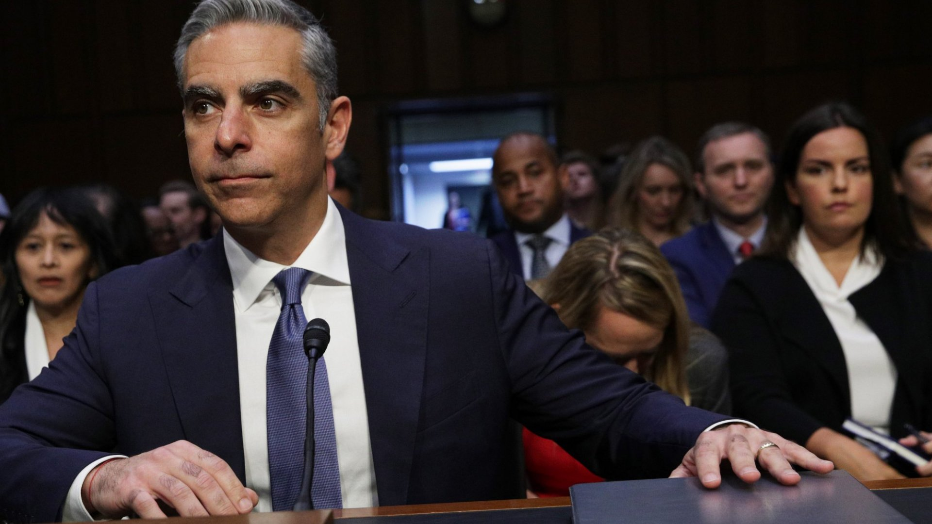 David Marcus, head of blockchain at Facebook, faced tough questions from lawmakers in a House hearing on Wednesday