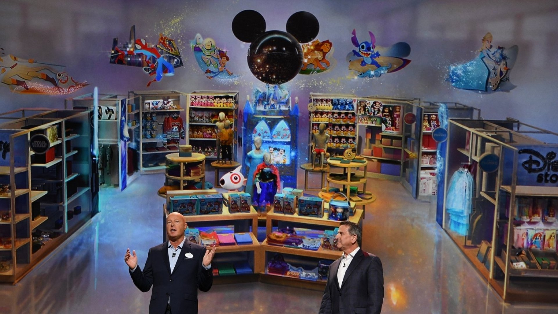 Target's Partnership With Disney Is Brilliant (It's Bad News for Amazon, Though)