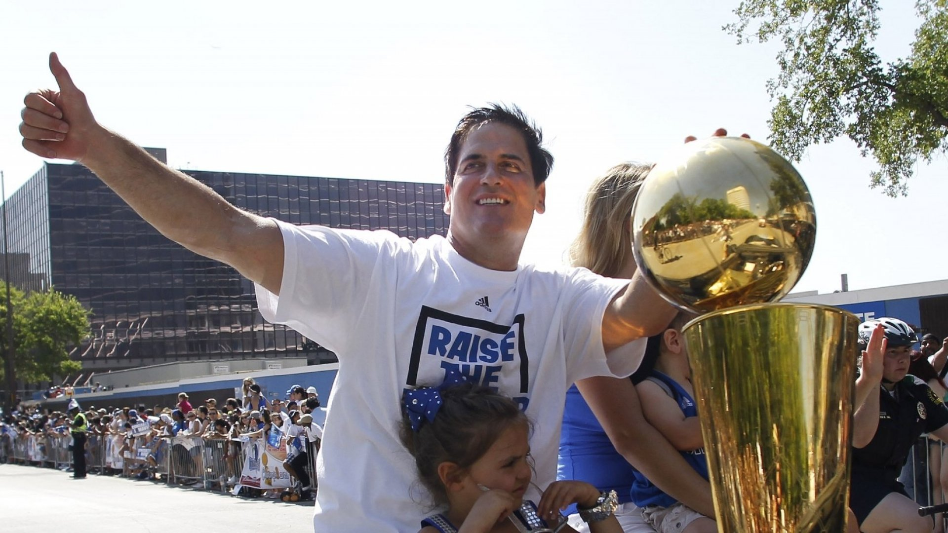 Mark Cuban Could Beat Trump in the 2020 Election