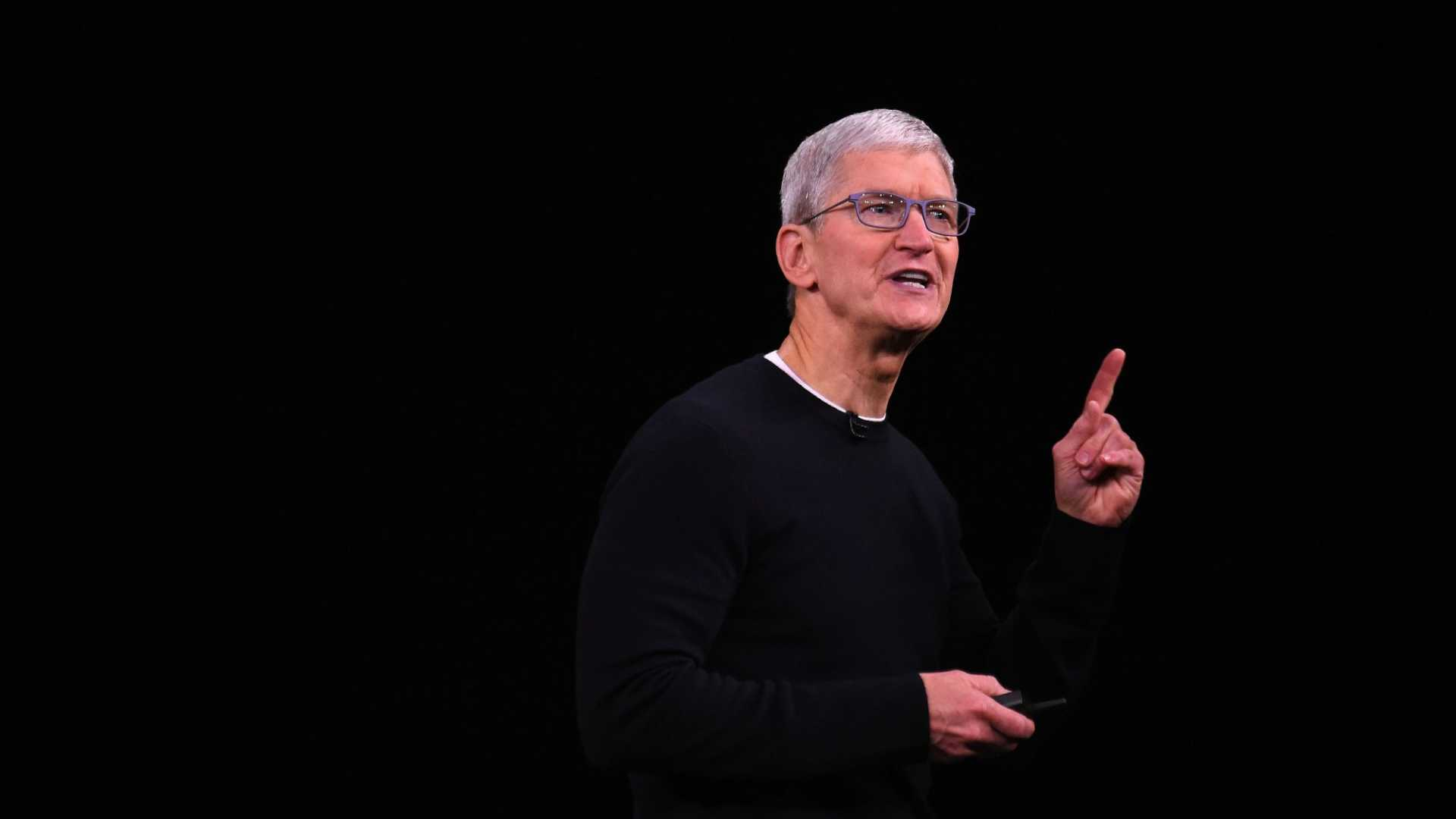 I Almost Fell Asleep During the Apple Keynote. Then Something Truly Extraordinary Happened