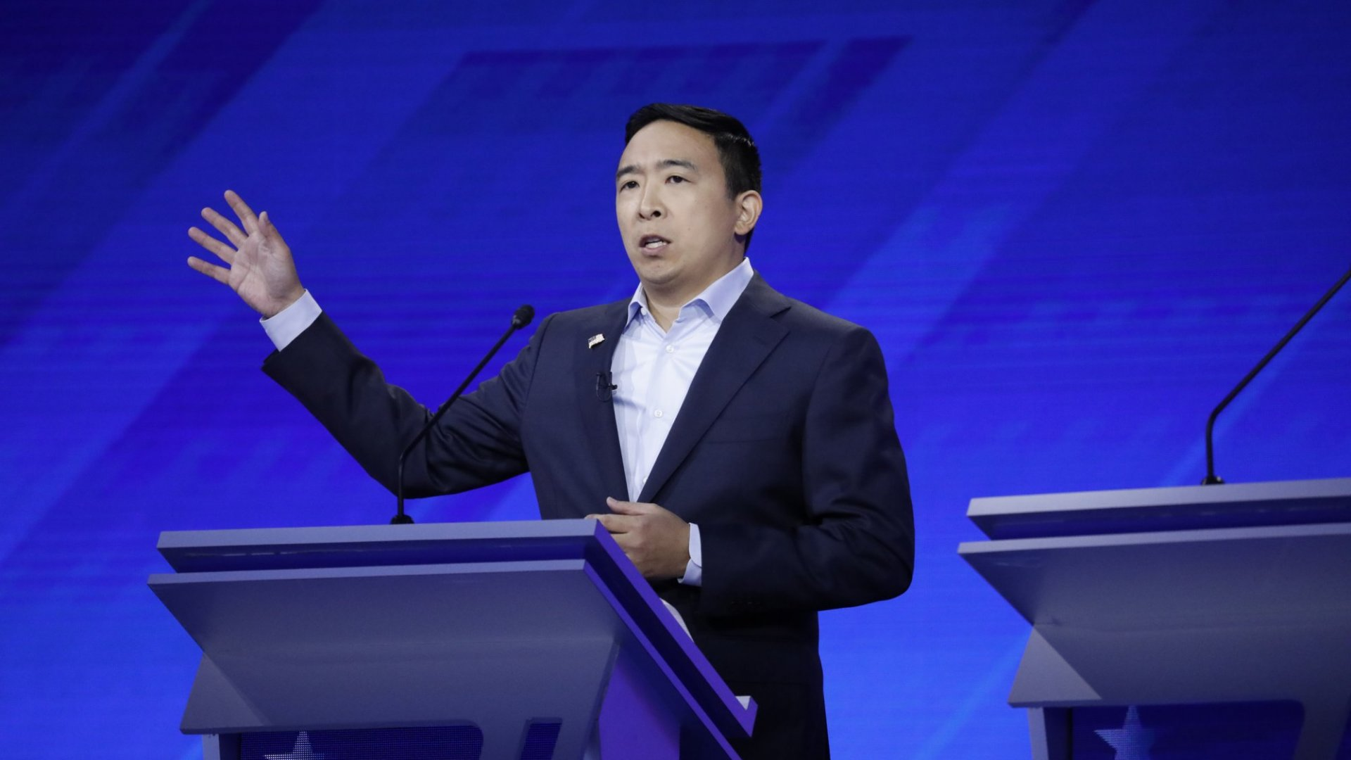 Why Andrew Yang's $120,000 UBI Gimmick Was the Best and Worst Thing to Come Out of the Last Democratic Presidential Debate