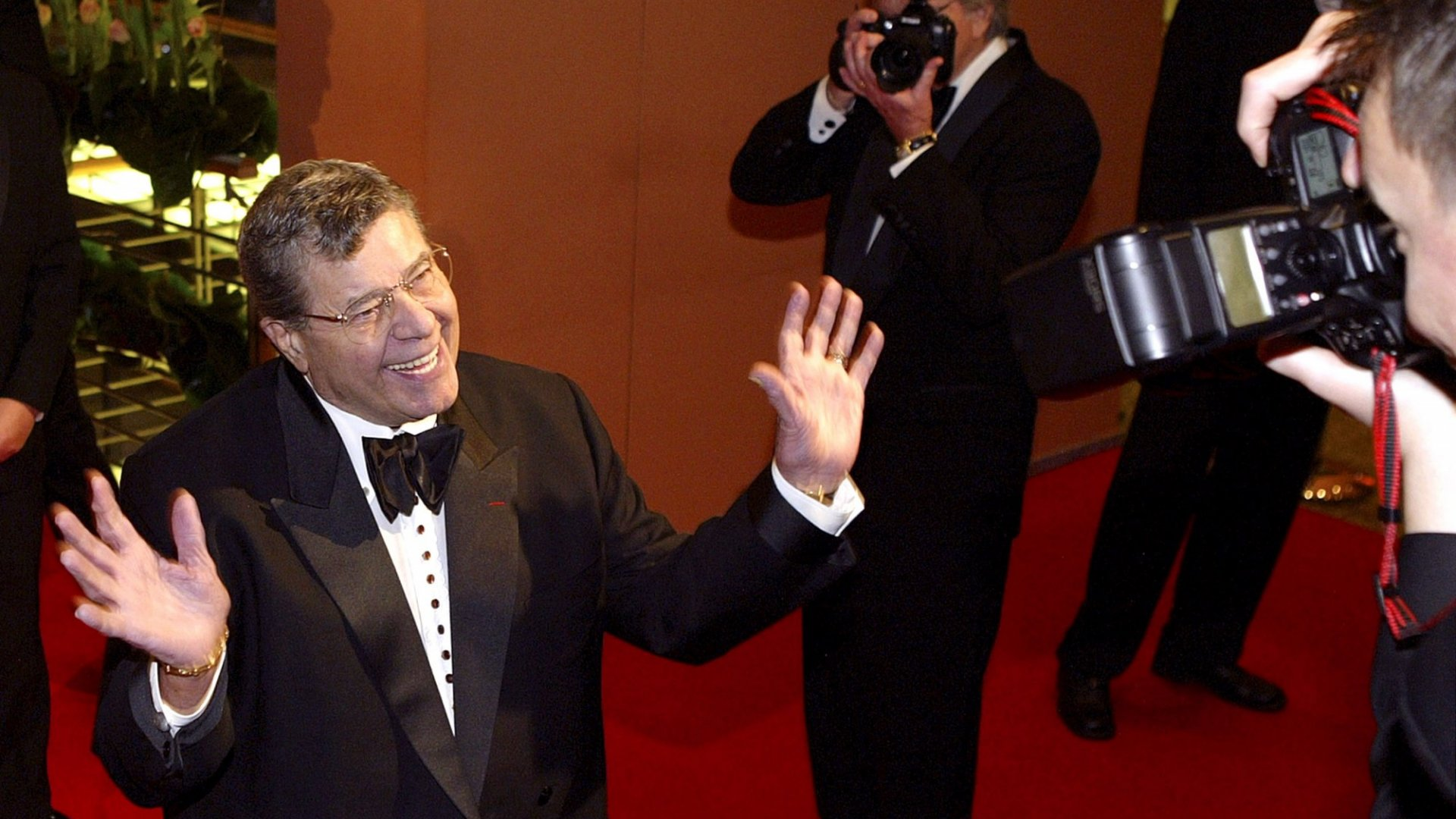 What Jerry Lewis Taught Me About Entrepreneurship