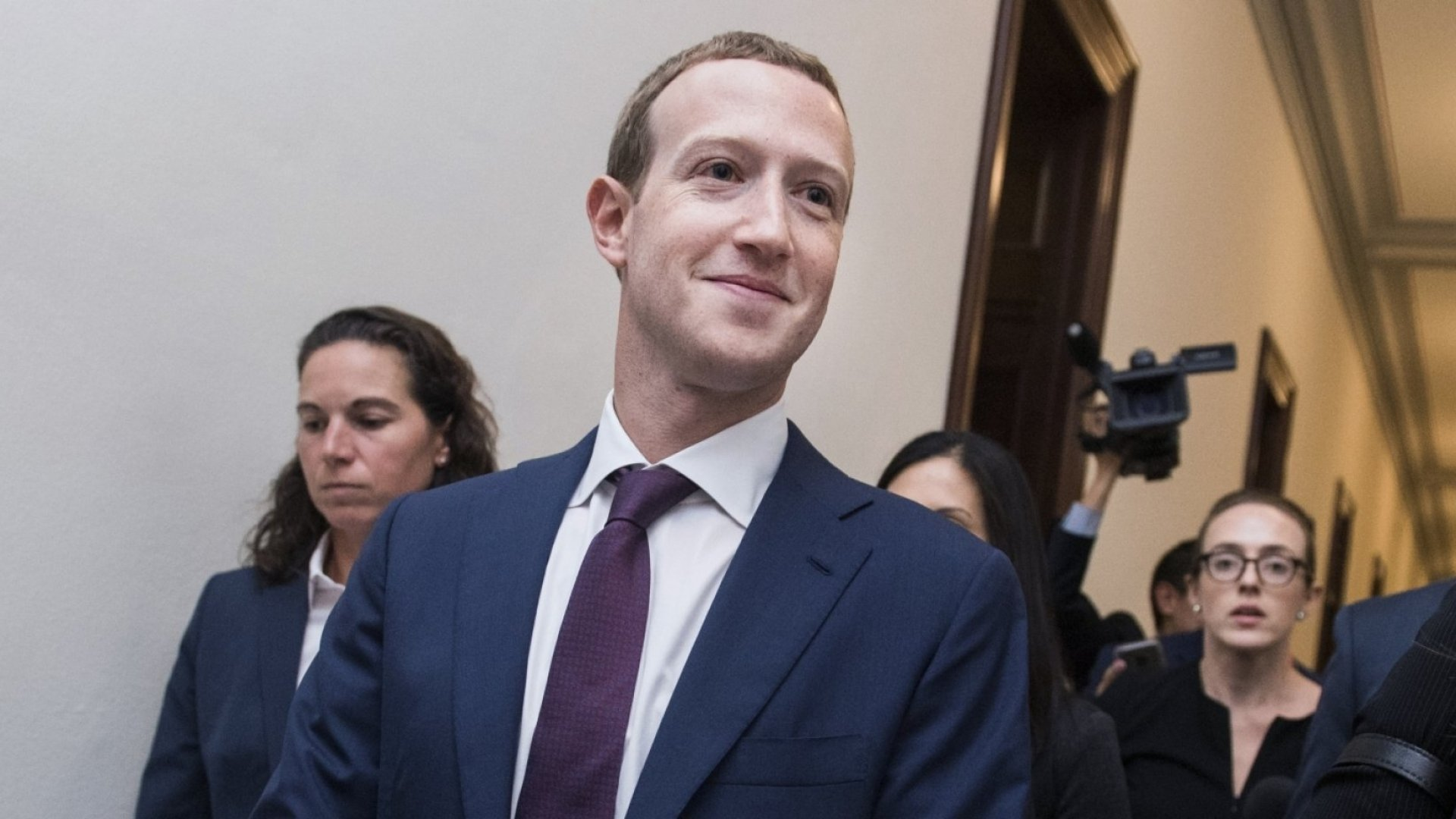 Mark Zuckerberg Just Told Us What He Really Thinks. Here's What He Said That Should Worry You Most