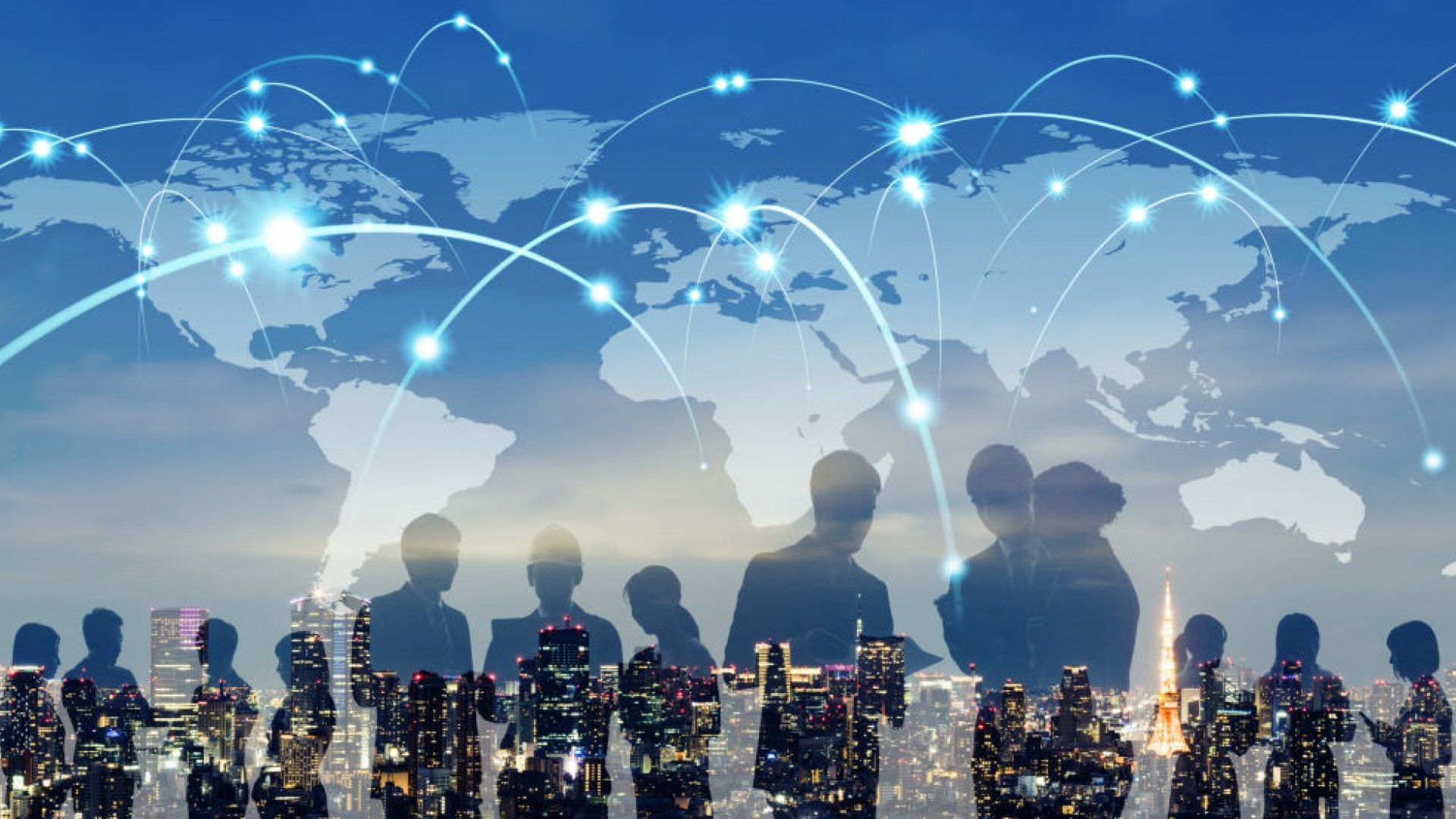 7 Tips for Building a Global Network