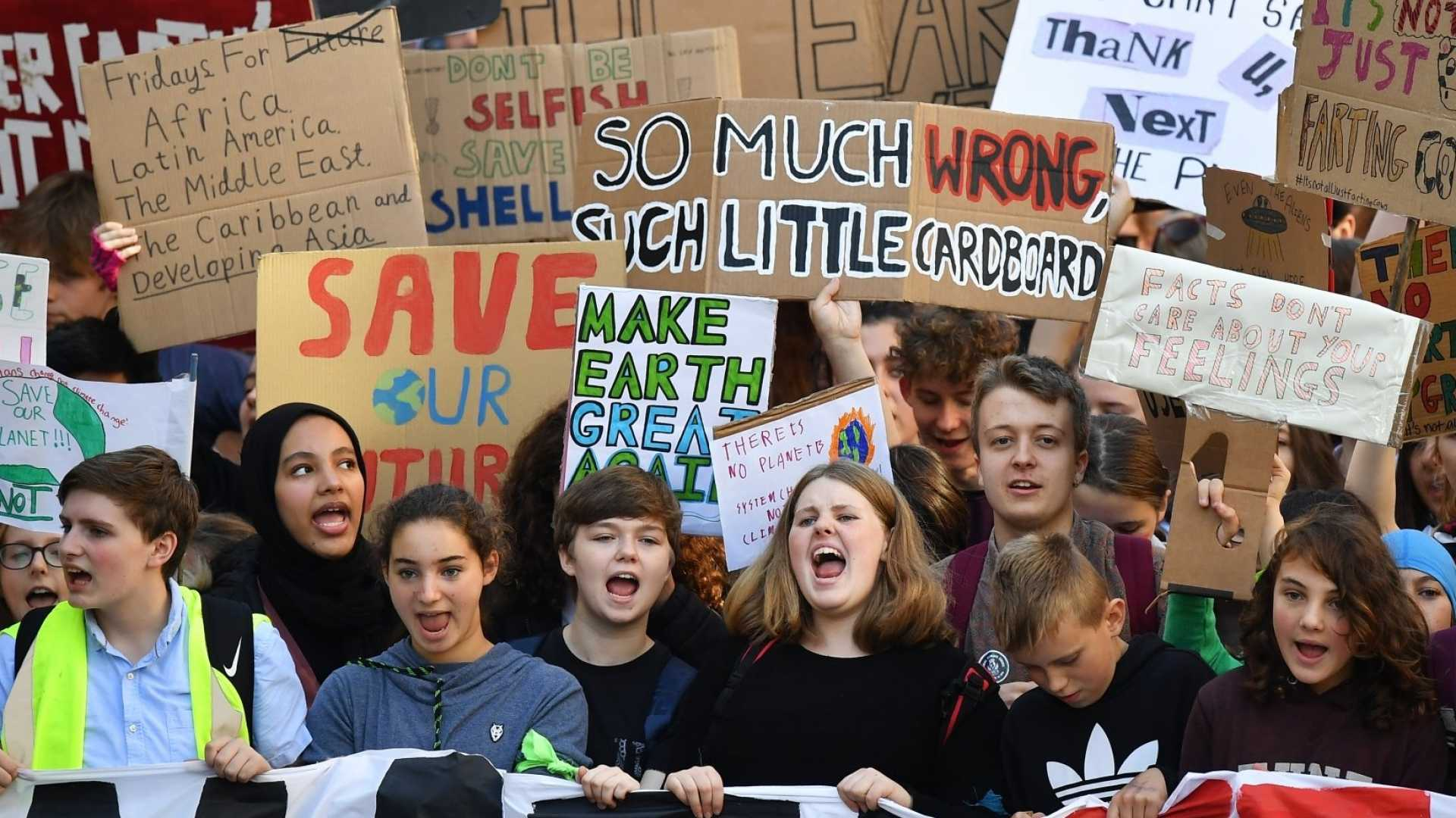 From Shutting Down to Doubling Down on Emissions Goals, How Businesses Are Responding to the Global Climate Strike