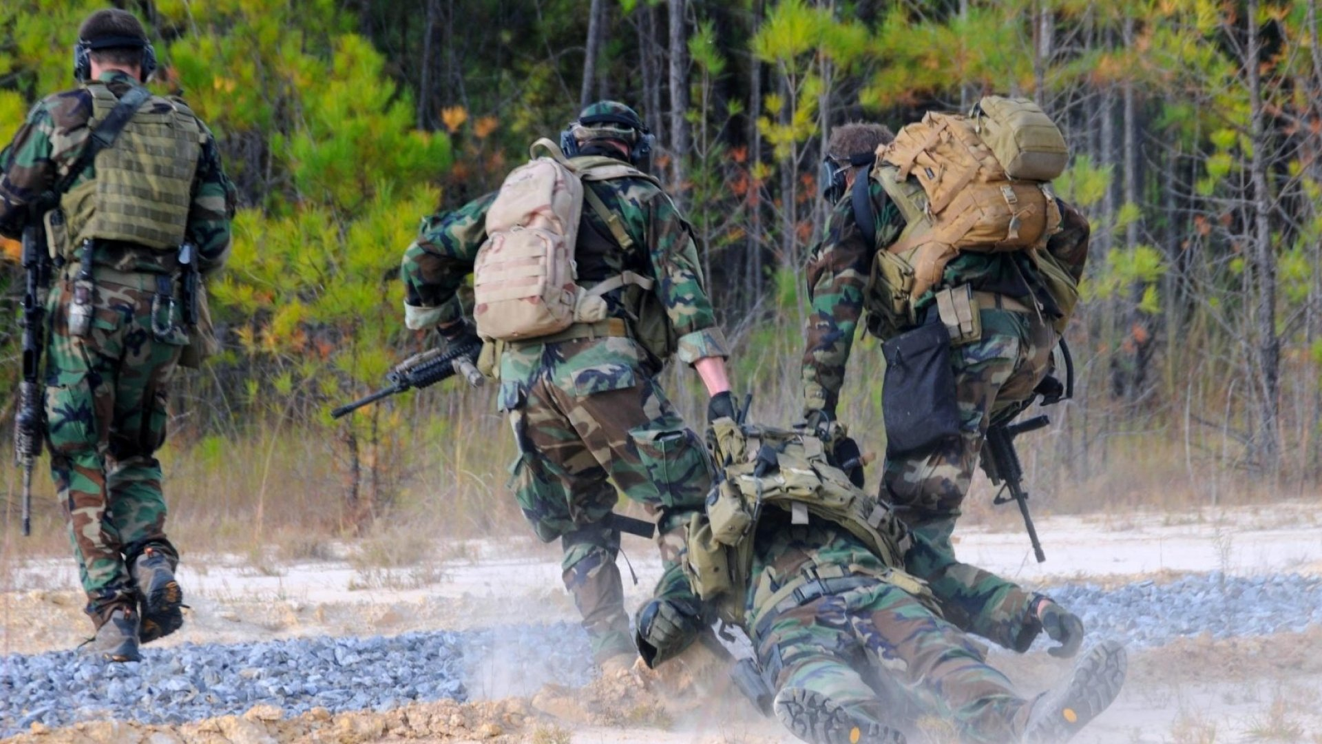 Get Back on the Horse and Stay on the Path: Lessons a Navy SEAL Can Teach You for the New Year