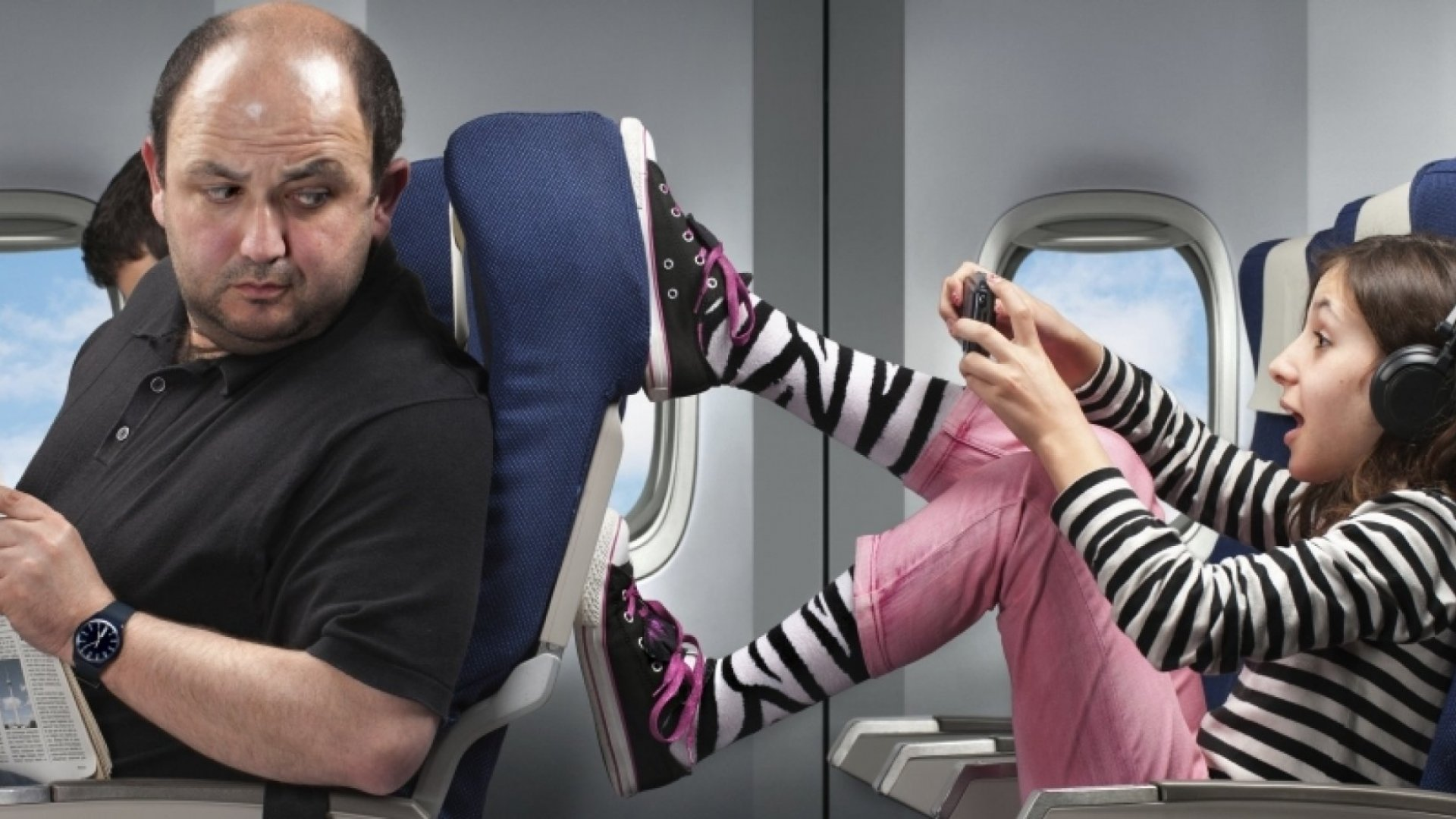 Breaking News: Airlines Find New Ways to Make You Miserable