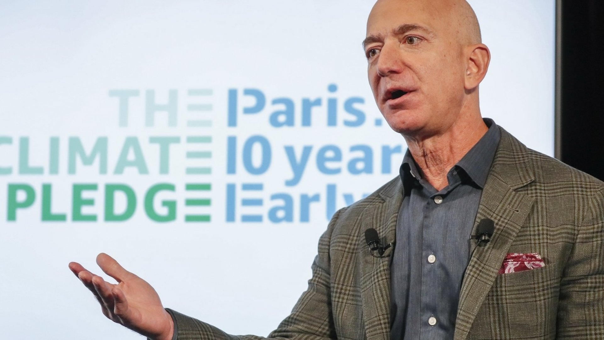 Jeff Bezos, Previously Shamed for His Philanthropy, Pledges 7.7 Percent of His Net Worth to Fight Climate Change