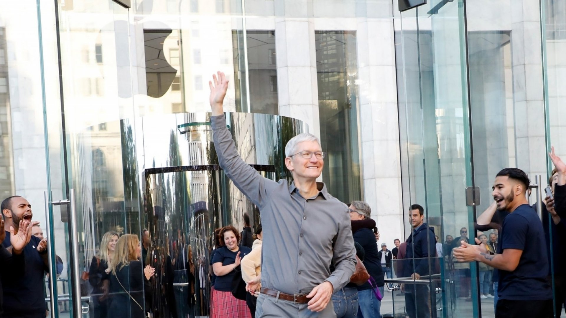 Google Dominated This Product for a Decade.Apple JustUnveiledIts Plan to Make It Obsolete