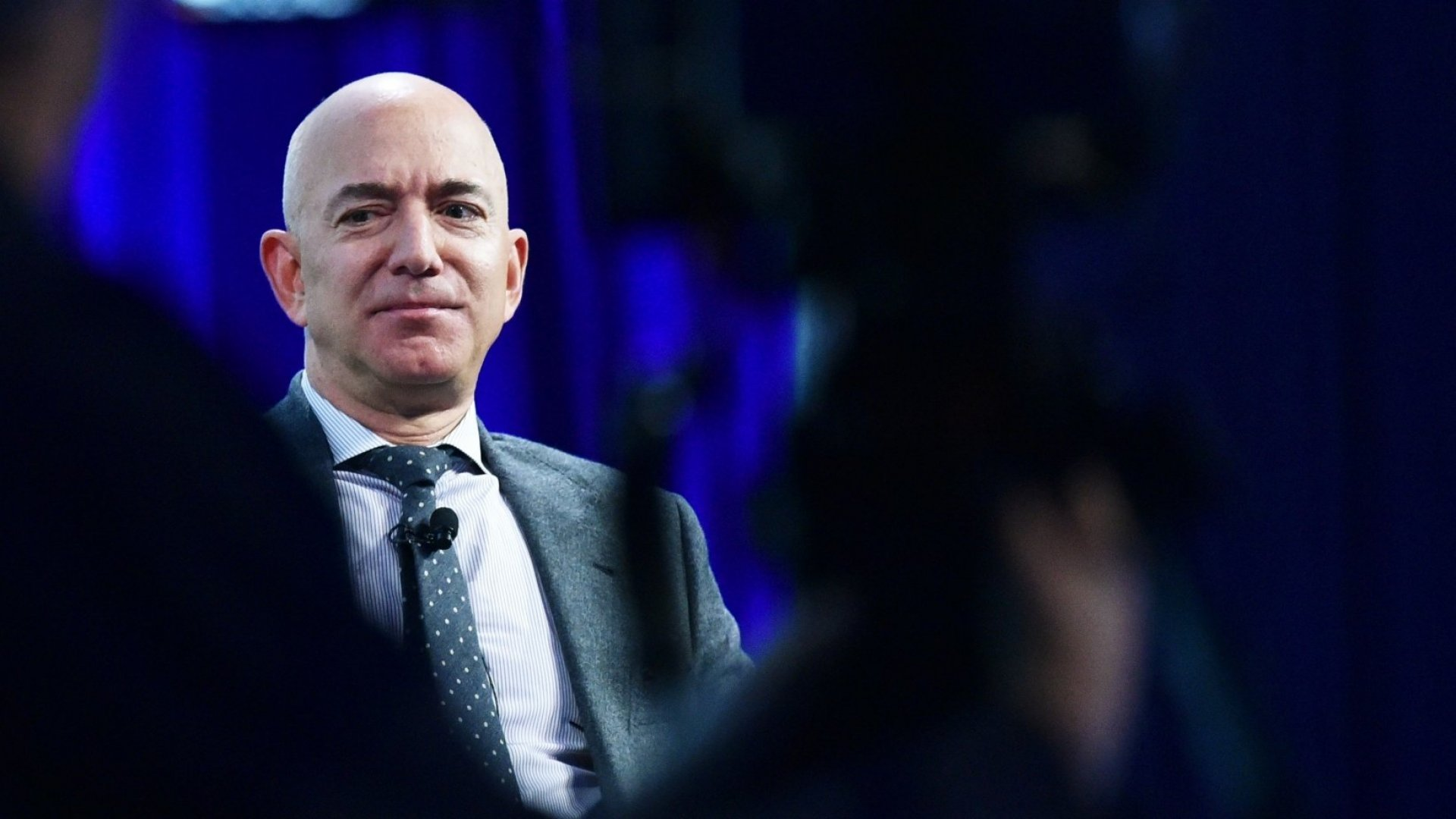 Jeff Bezos Says There Isn't Enough Testing to Get Back to Normal