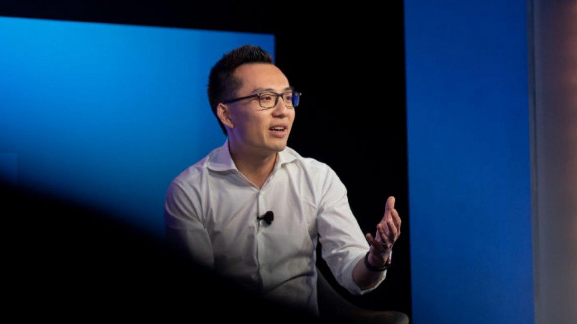 Tony Xu.