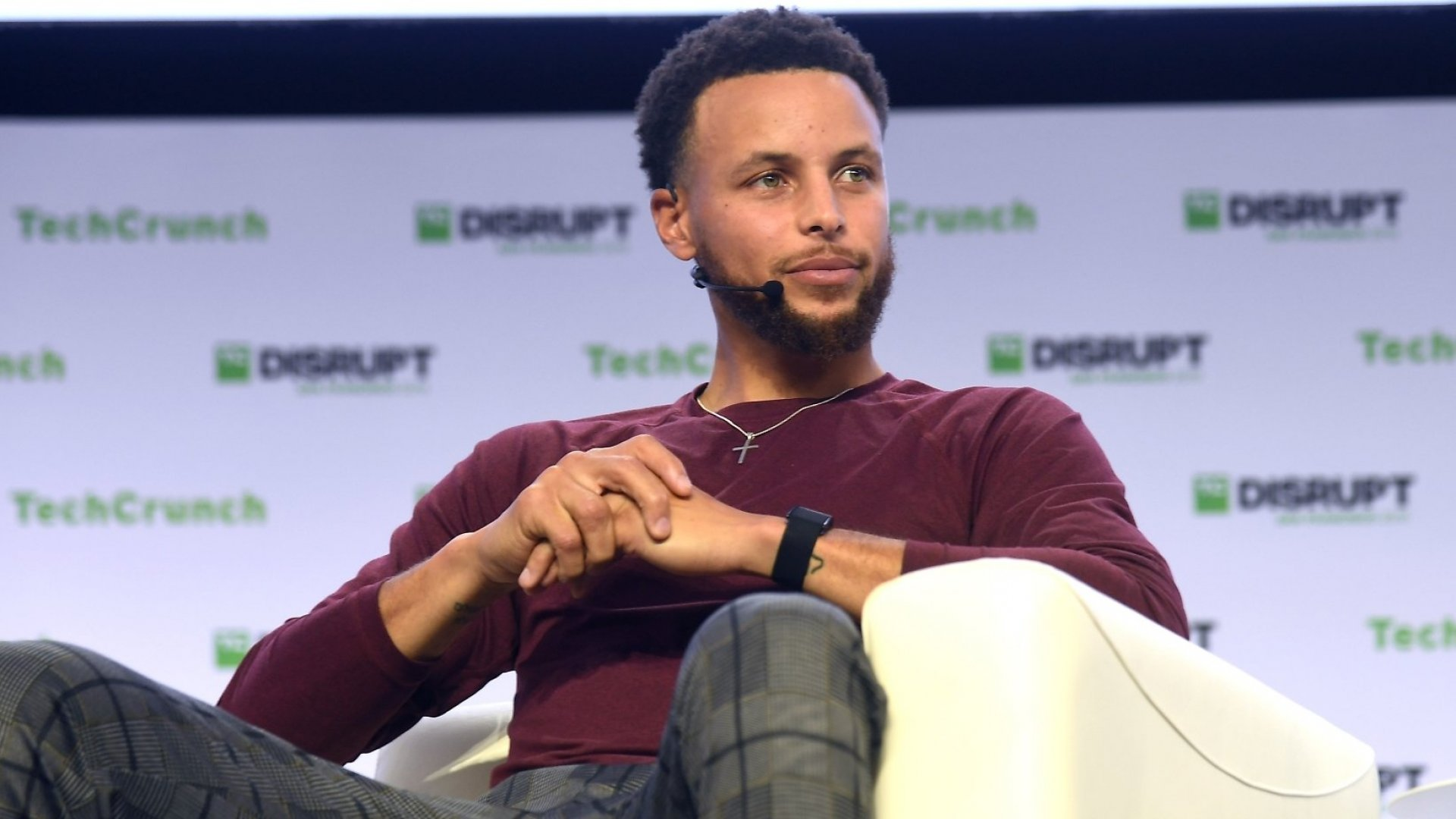 Stephen Curry Is Investing in Tech Companies. Here's How He's Winning With an Unconventional Approach to Entrepreneurship
