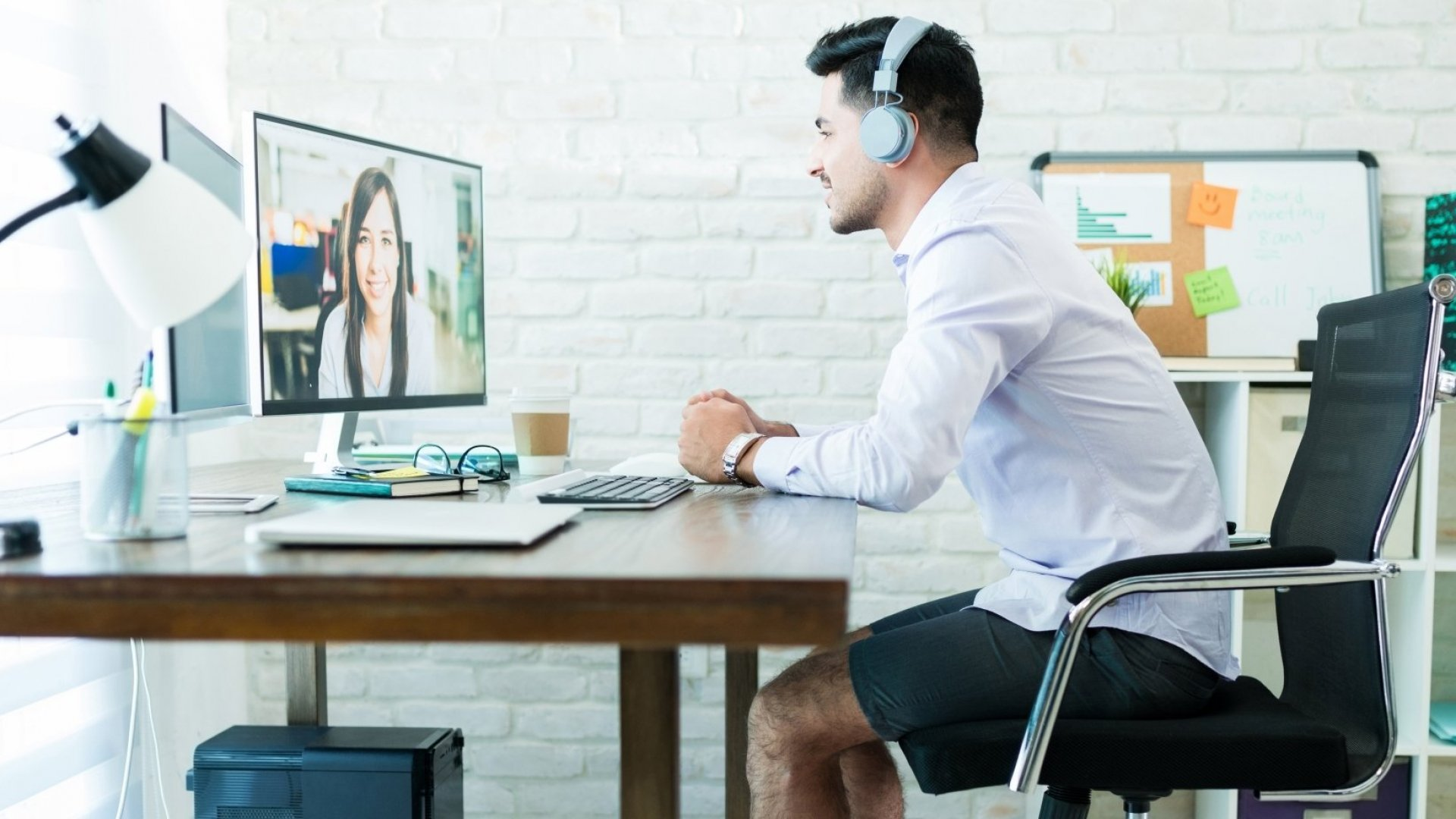 Which Meetings to Skip When Working From Home