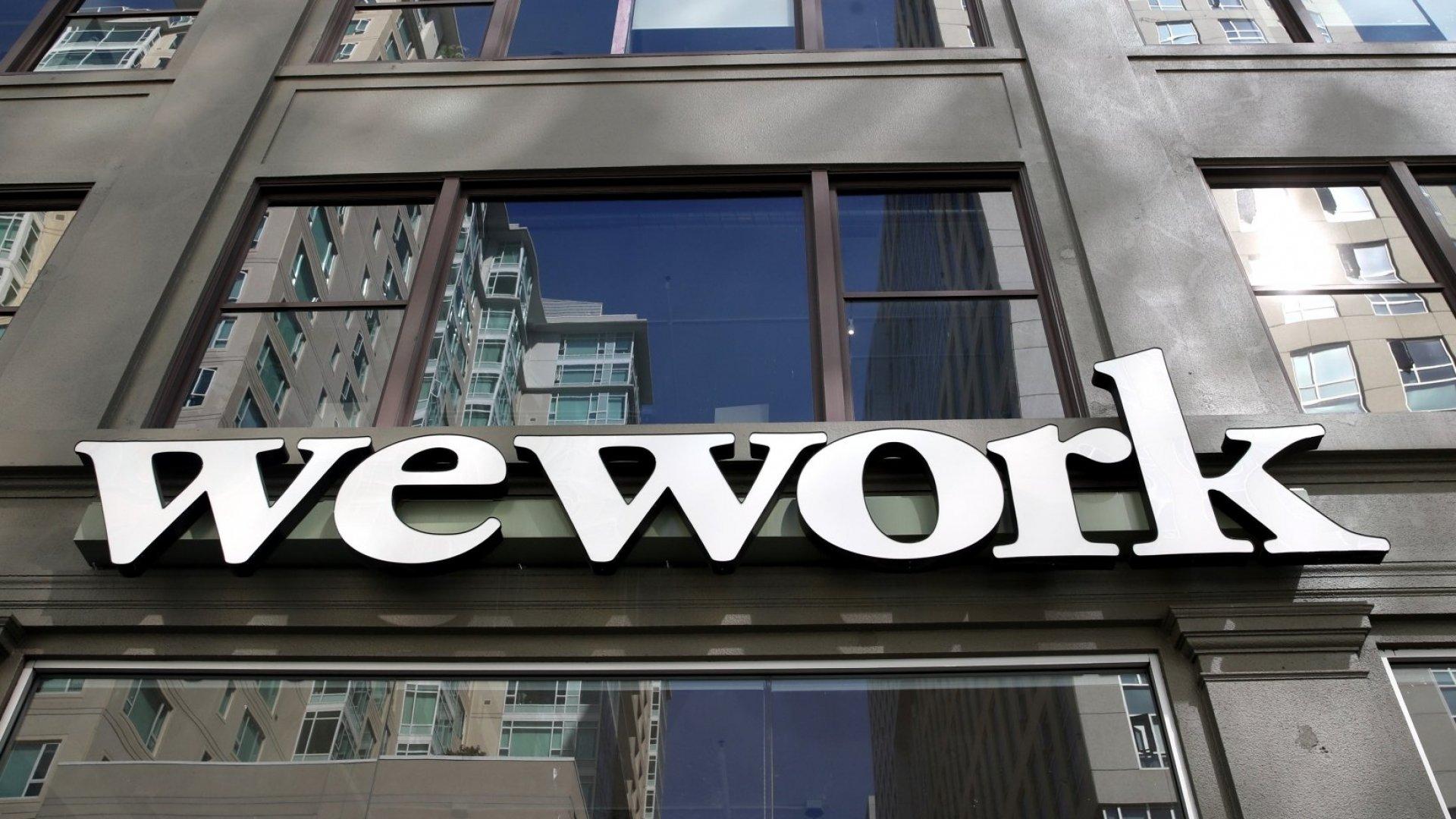Report: SoftBank to Pay WeWork Founder Adam Neumann $1.7 Billion in Takeover Bid