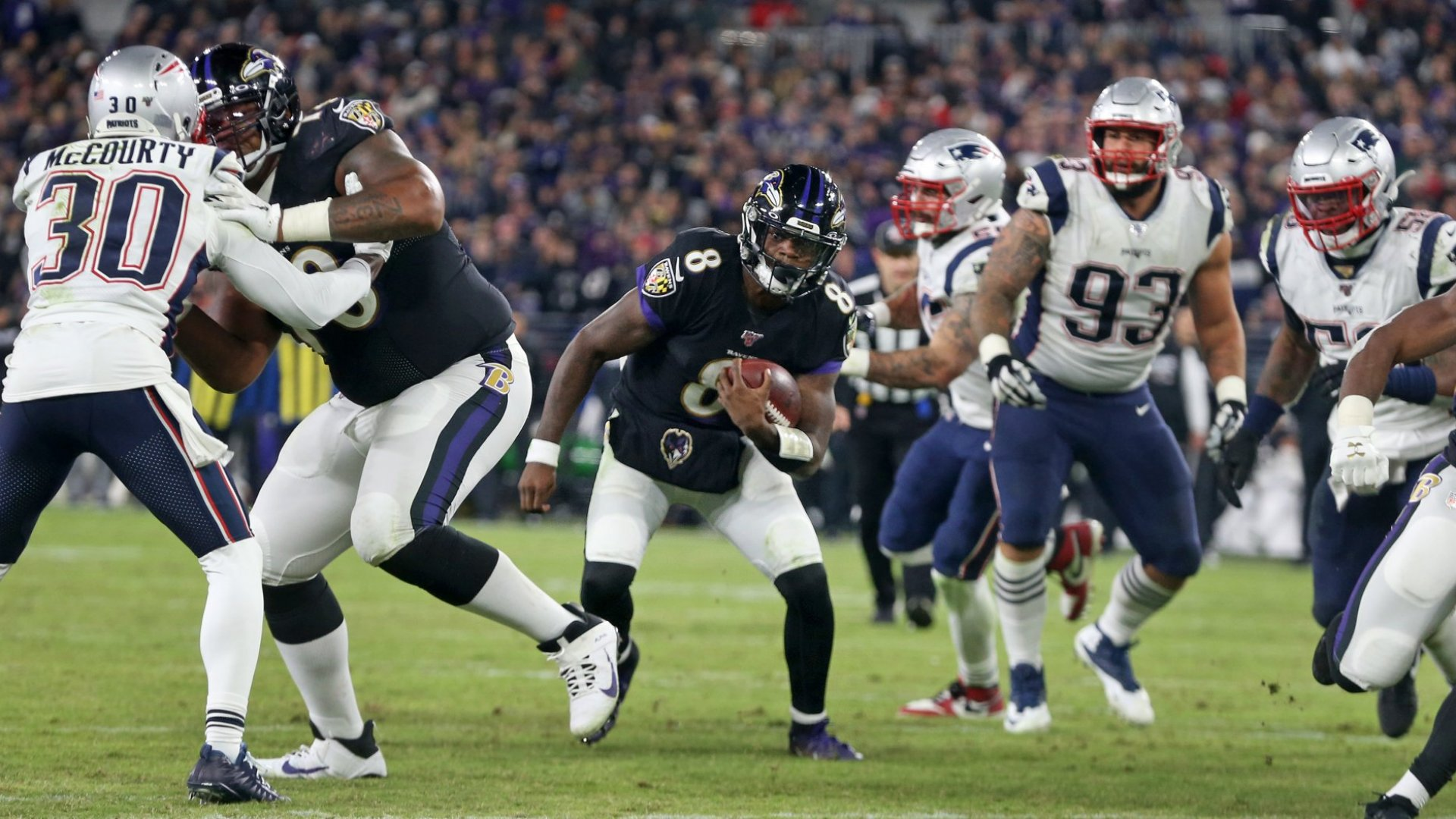 Lamar Jackson of the Baltimore Ravens Is Teaching Us All a Thing or Two About Disruption