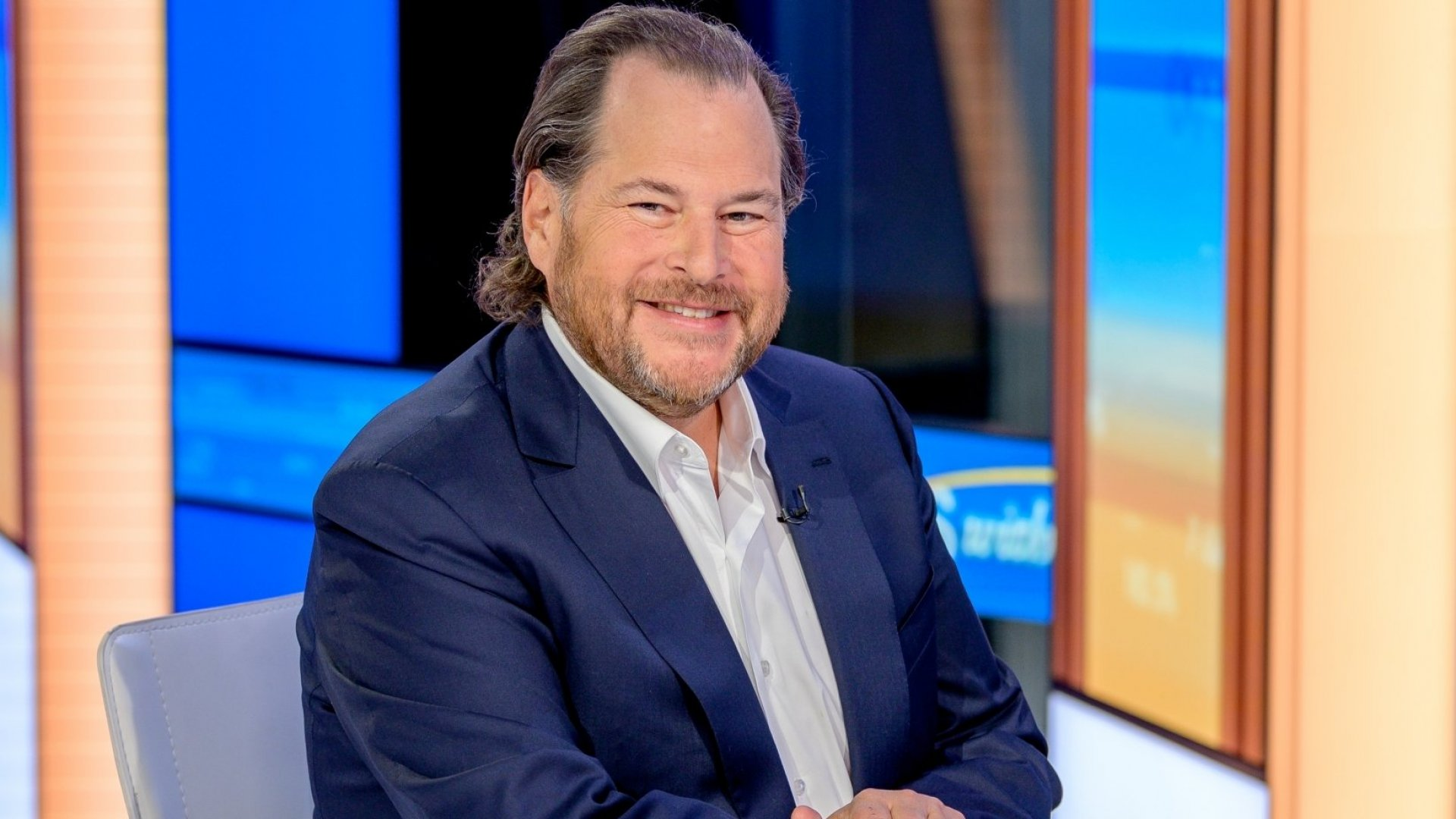 This Salesforce CEO Felt Stuck. Here Is the Business Advice Steve Jobs Gave Him That Changed Everything