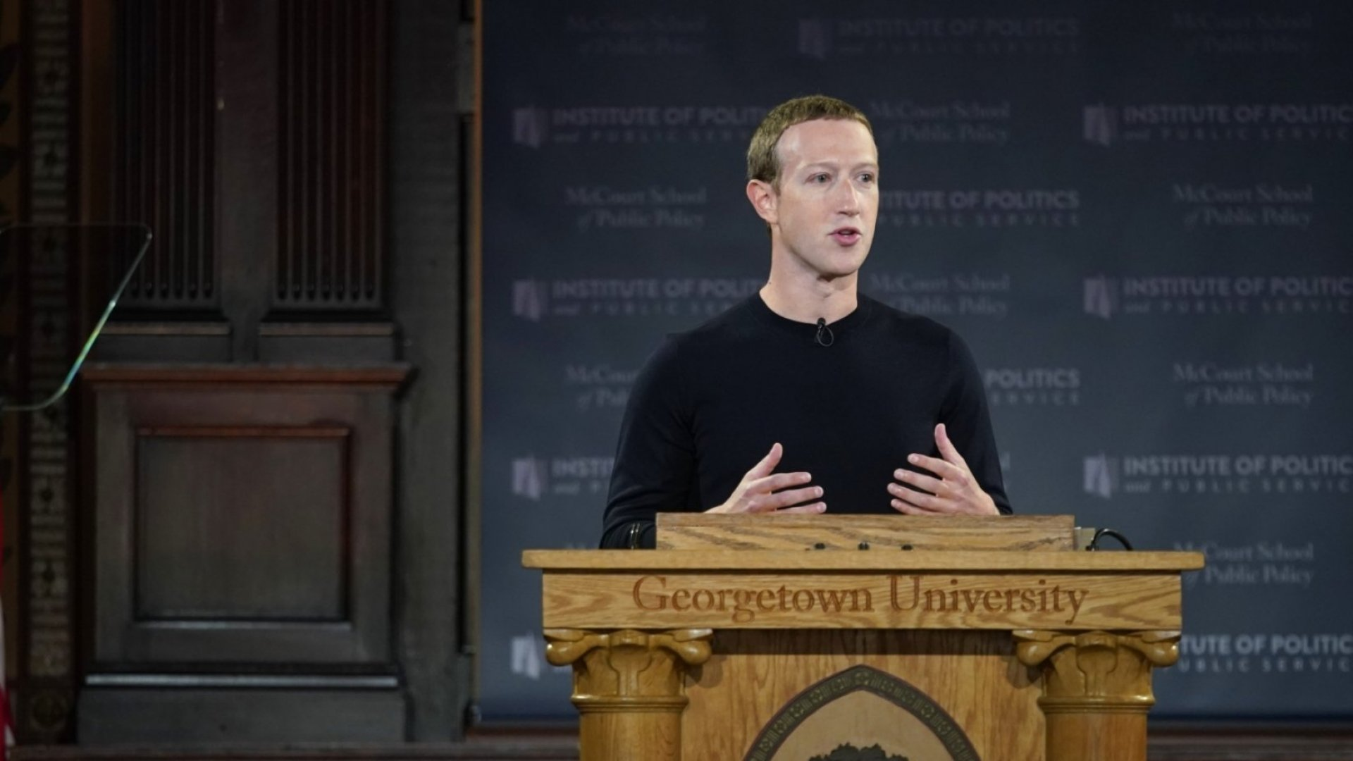 If Mark Zuckerberg Really Believes in Free Expression, Facebook Should Ditch the Algorithm