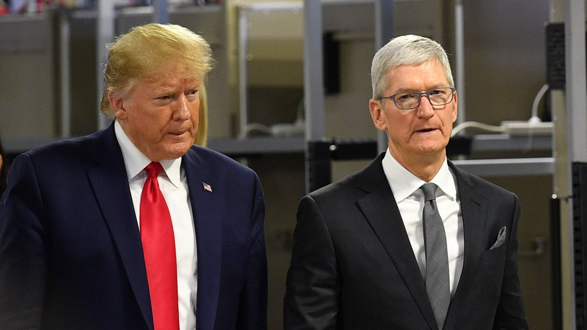 President Trump Tried to Take Credit for Apple's Mac Pro Manufacturing Plant. Here's Why He Shouldn't