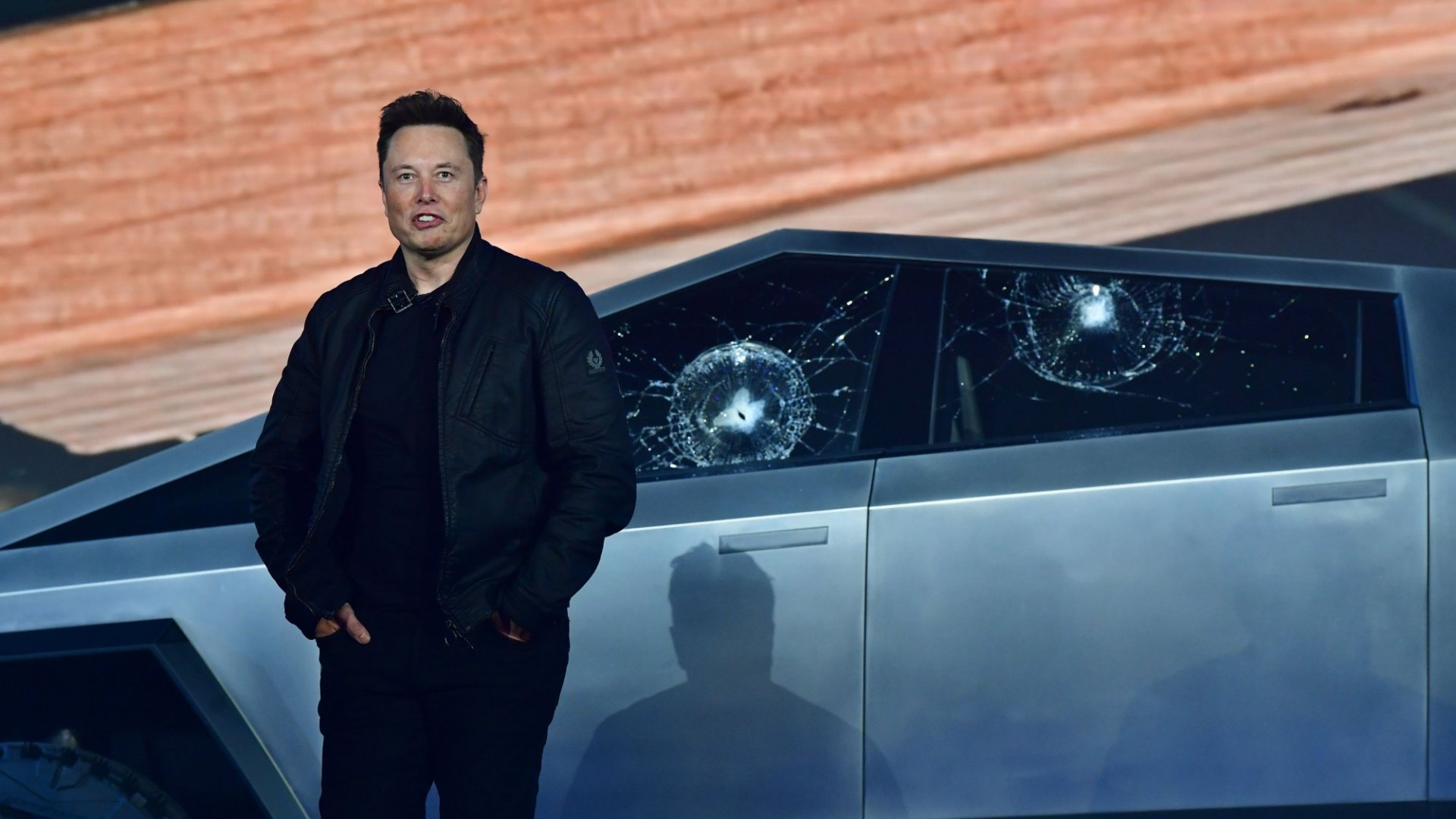 If You See Someone Driving a Tesla Cybertruck Around Los Angeles, It's Elon Musk