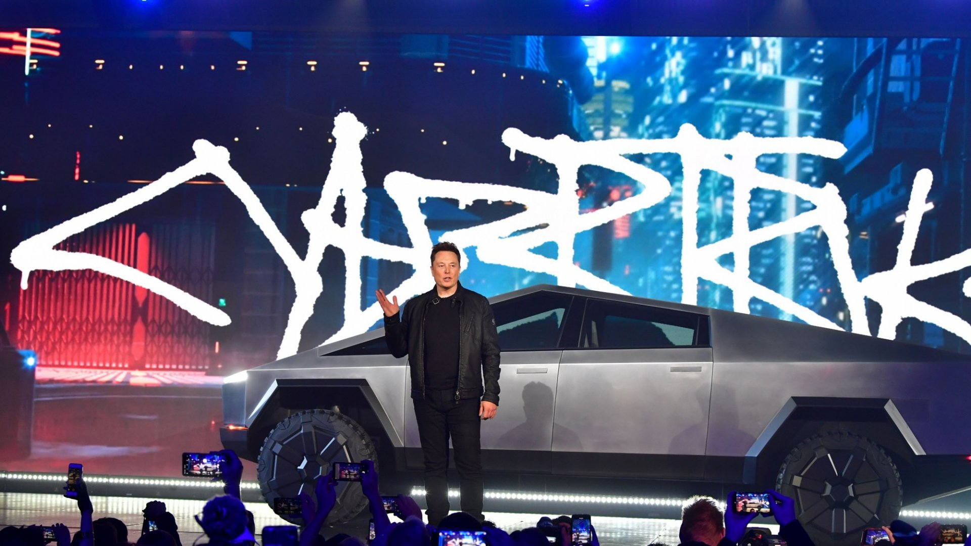 Ford Has Responded to Tesla's Cybertruck. And It Doesn't Seem Impressed