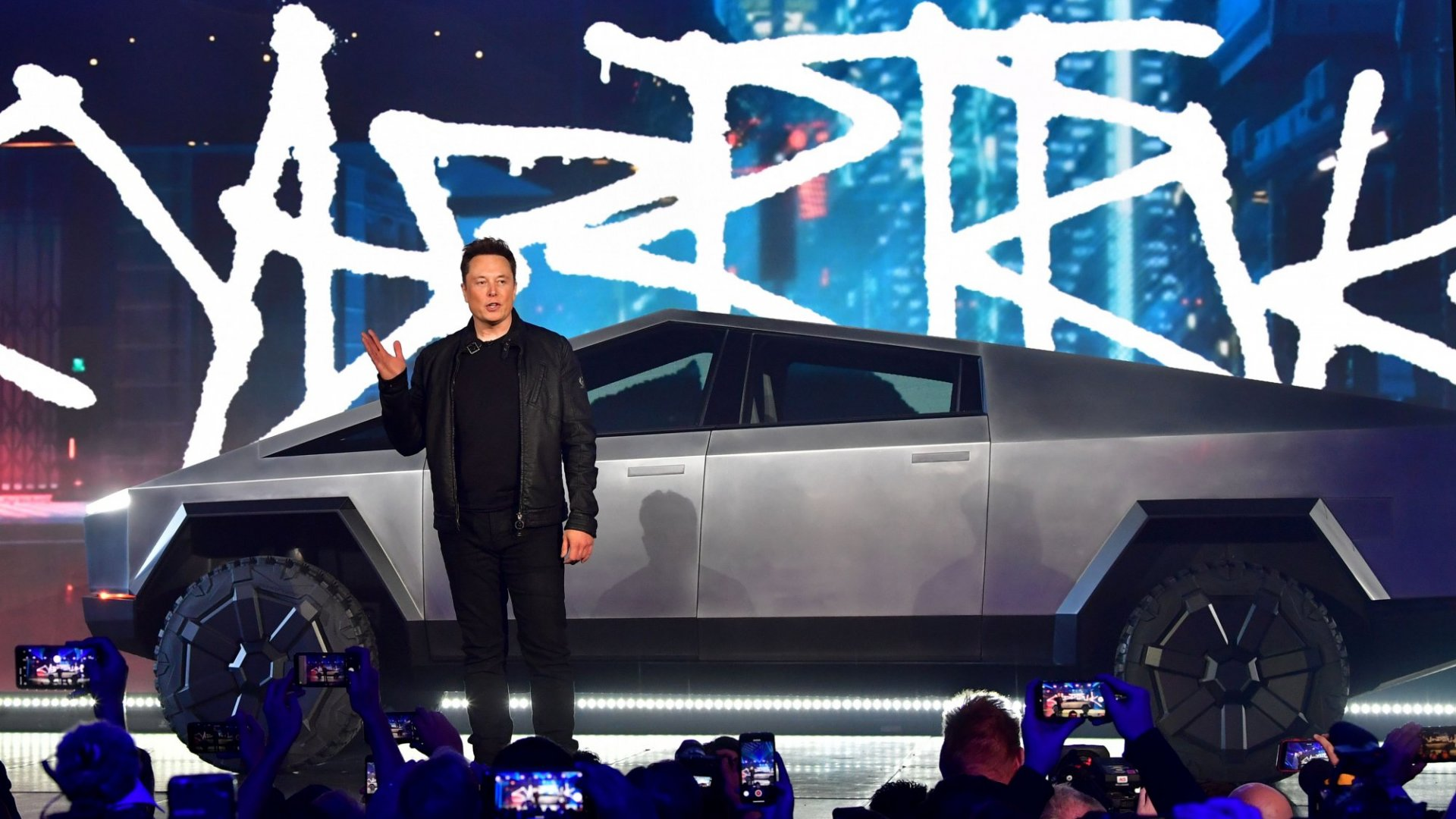 I Don't Care That Elon Musk Made a Weird Looking Cybertruck. I Just Want a Vehicle That Keeps People Safe and Saves Lives
