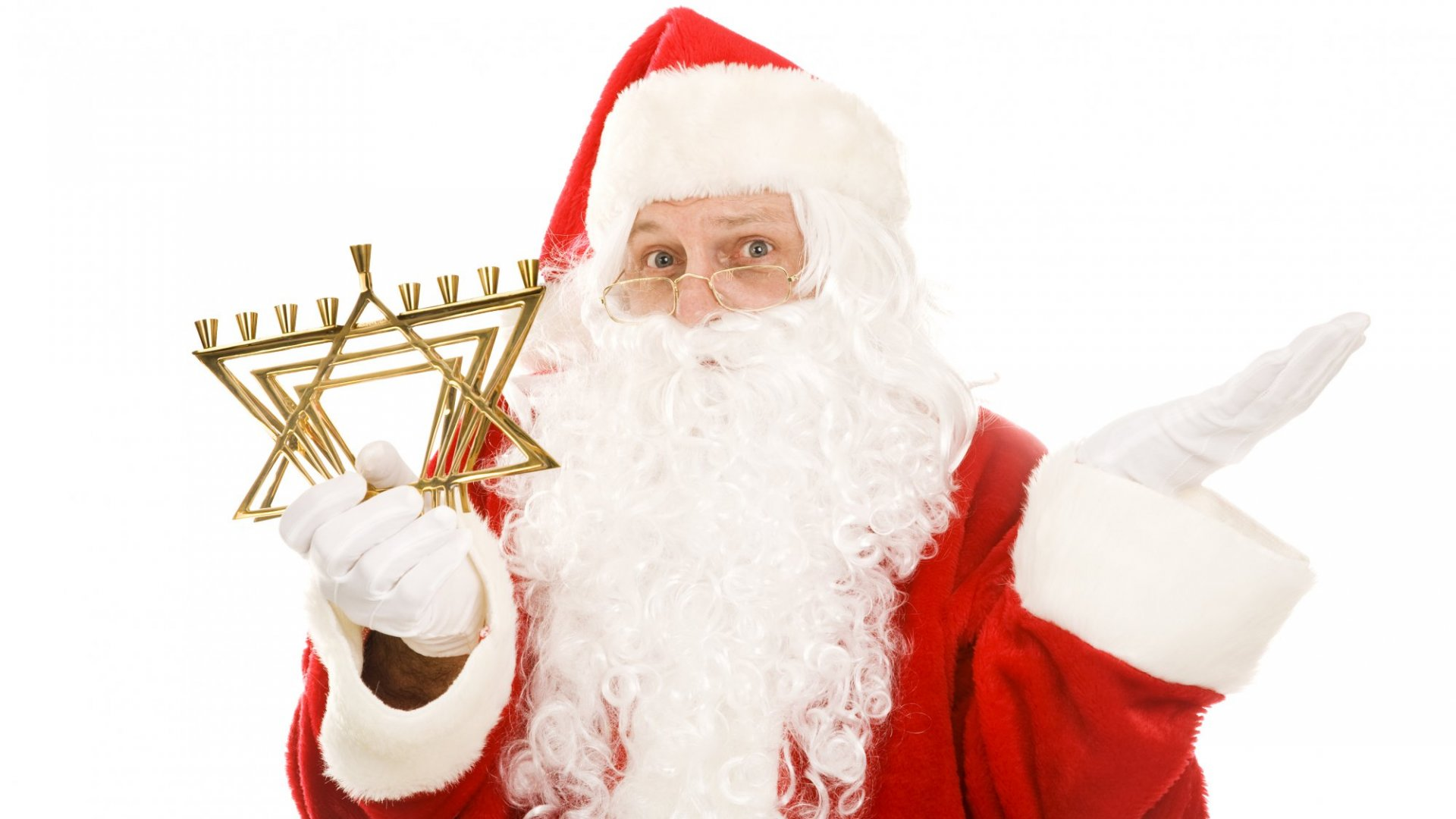 Christmas and Chanukah Have Business Lessons to Teach Everyone