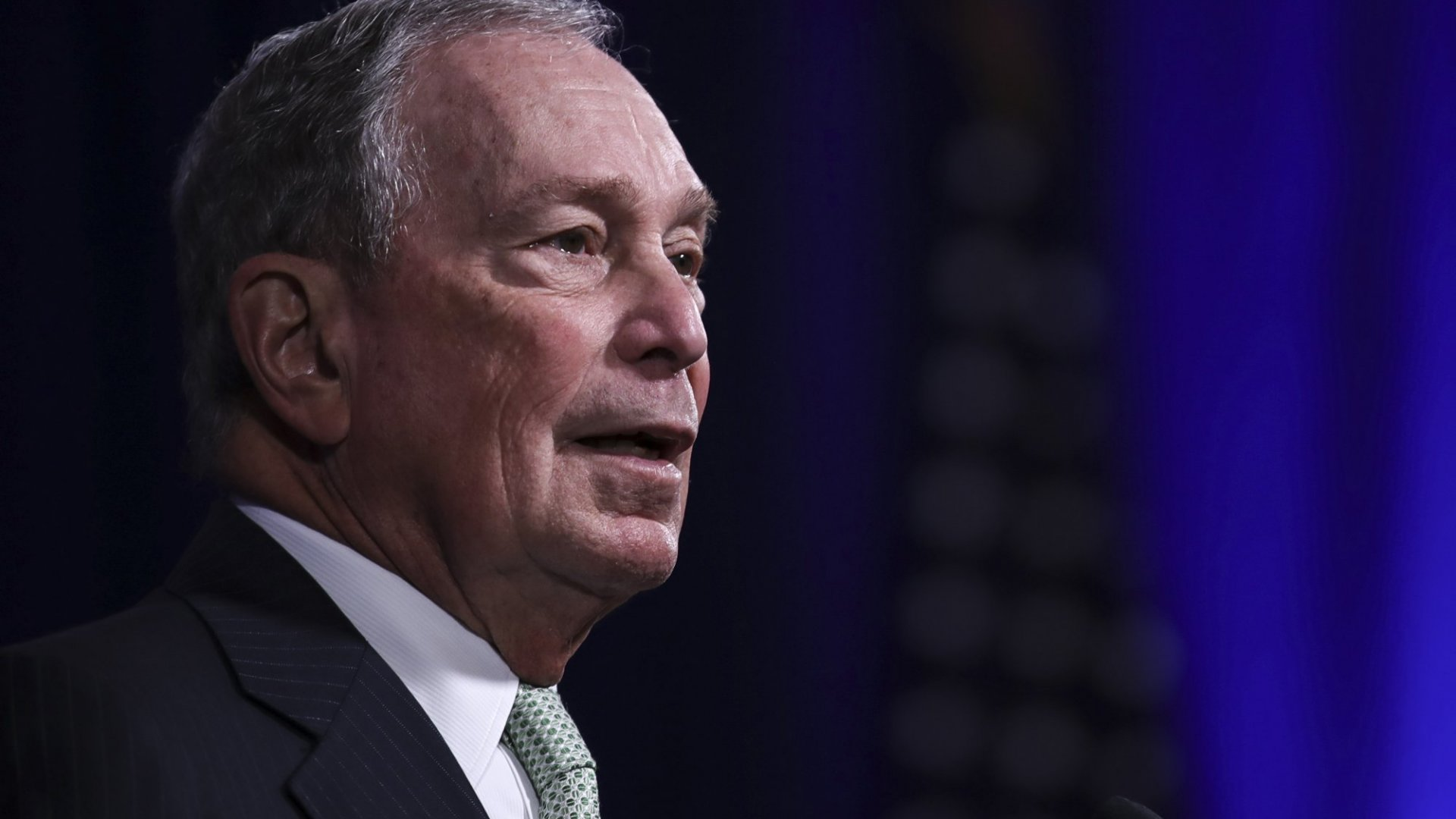 """Mike Bloomberg's """"How to Get Rich"""" Advice Is the Absolute Worst"""