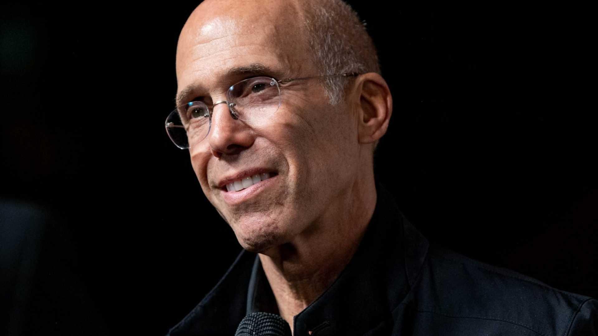 Quibi Is Jeffrey Katzenberg's $1.7 Billion Gamble