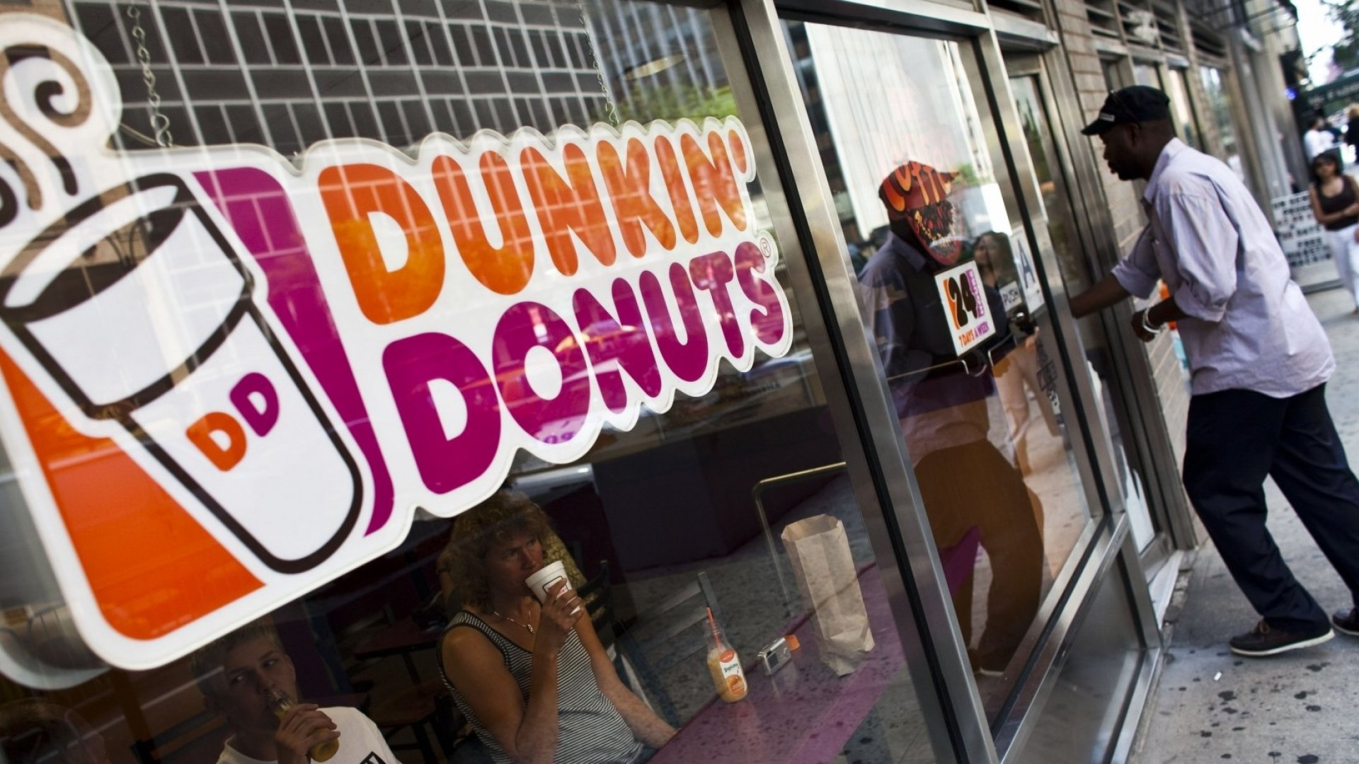 Dunkin' Donuts Is Losing the 'Donuts.'Are They Nuts?