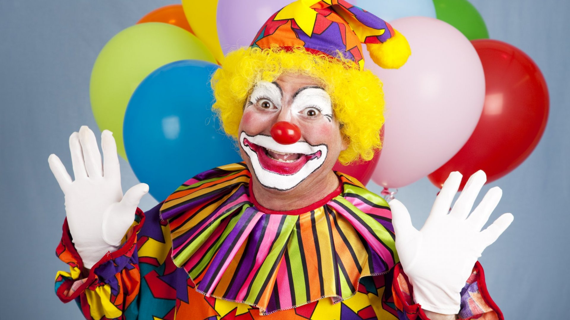 Man Brings Emotional Support Clown to Termination Meeting
