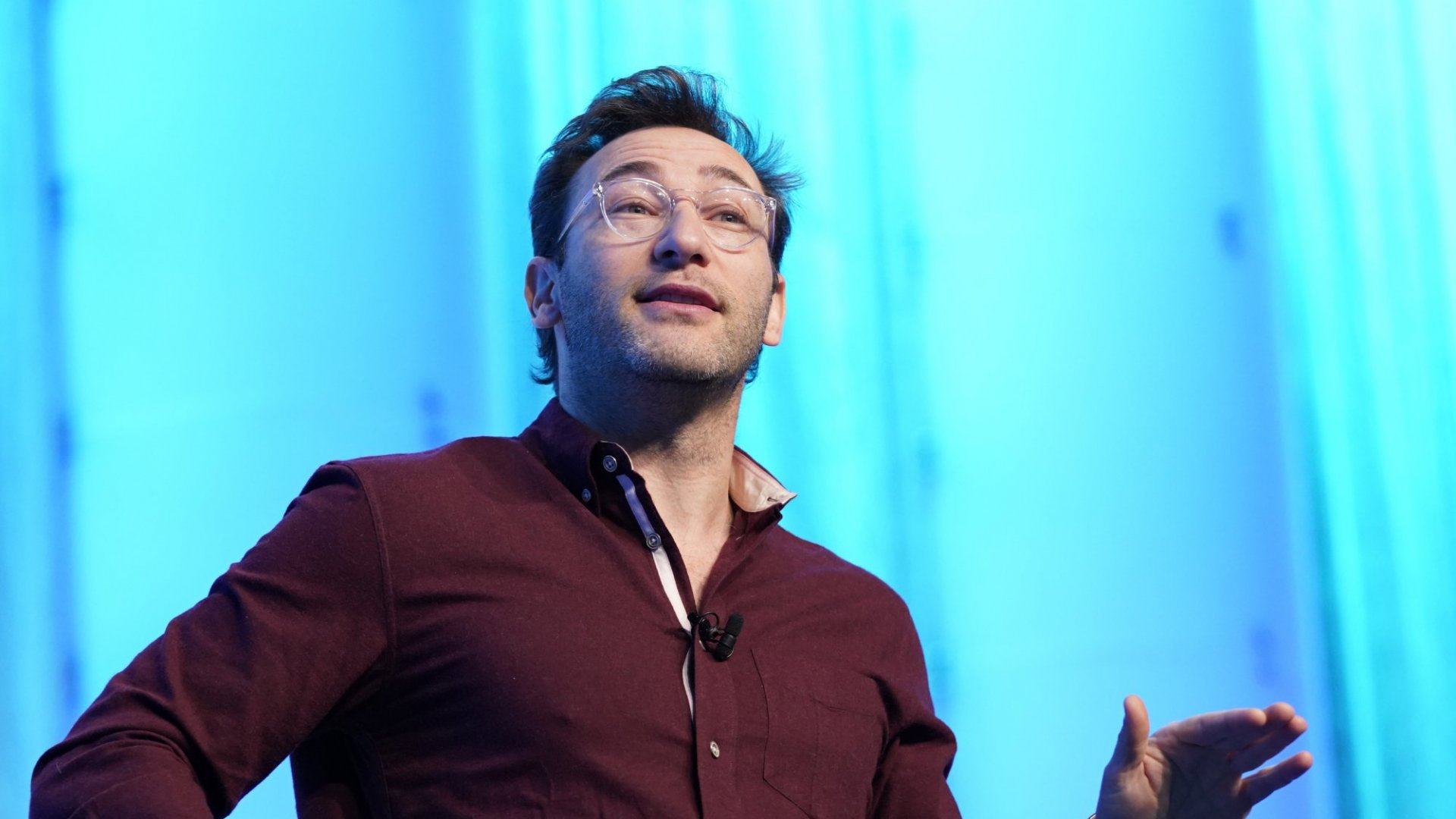 Simon Sinek: Why Small Talk Is Important