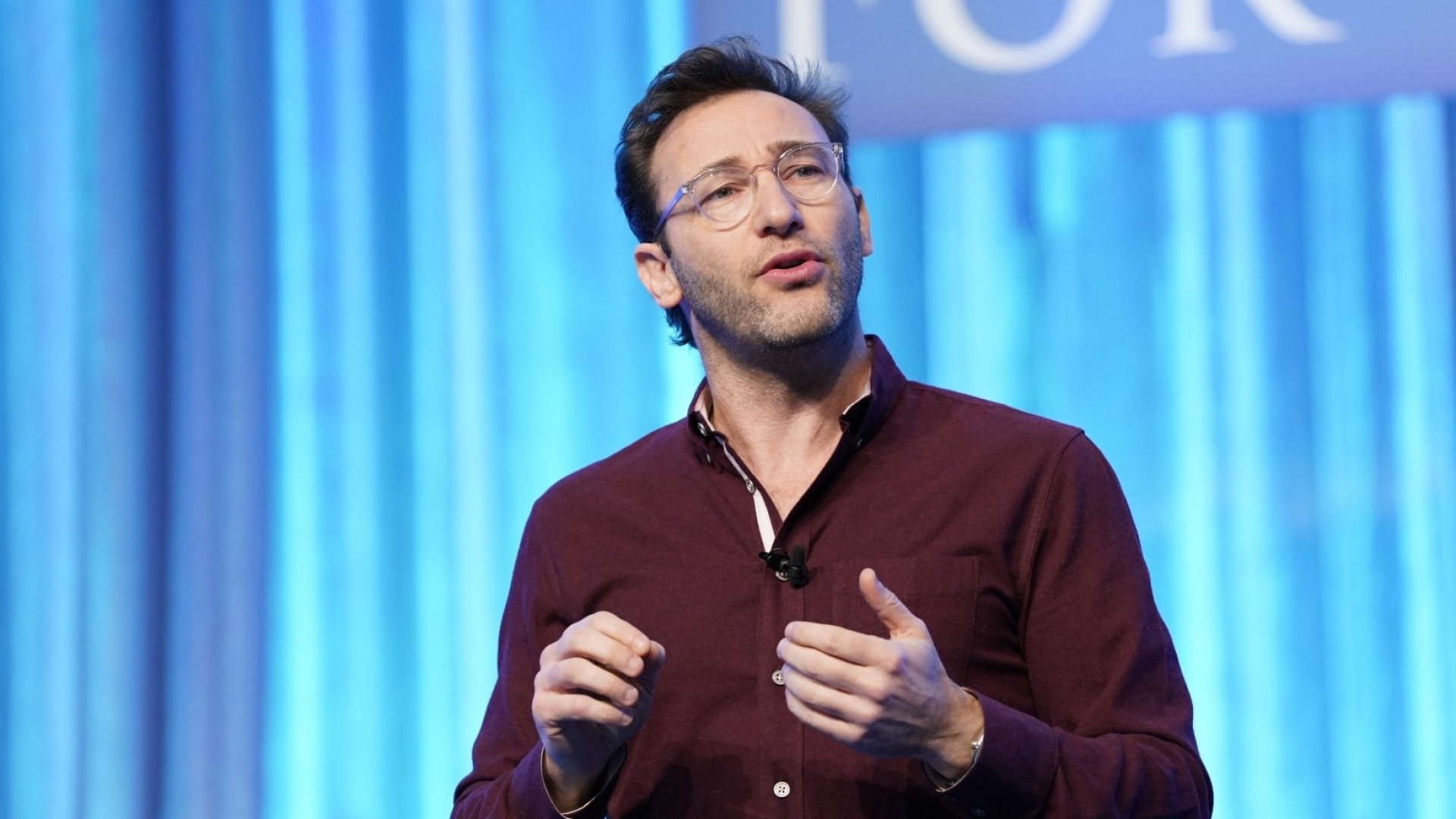 Simon Sinek: These Are Not Unprecedented Times