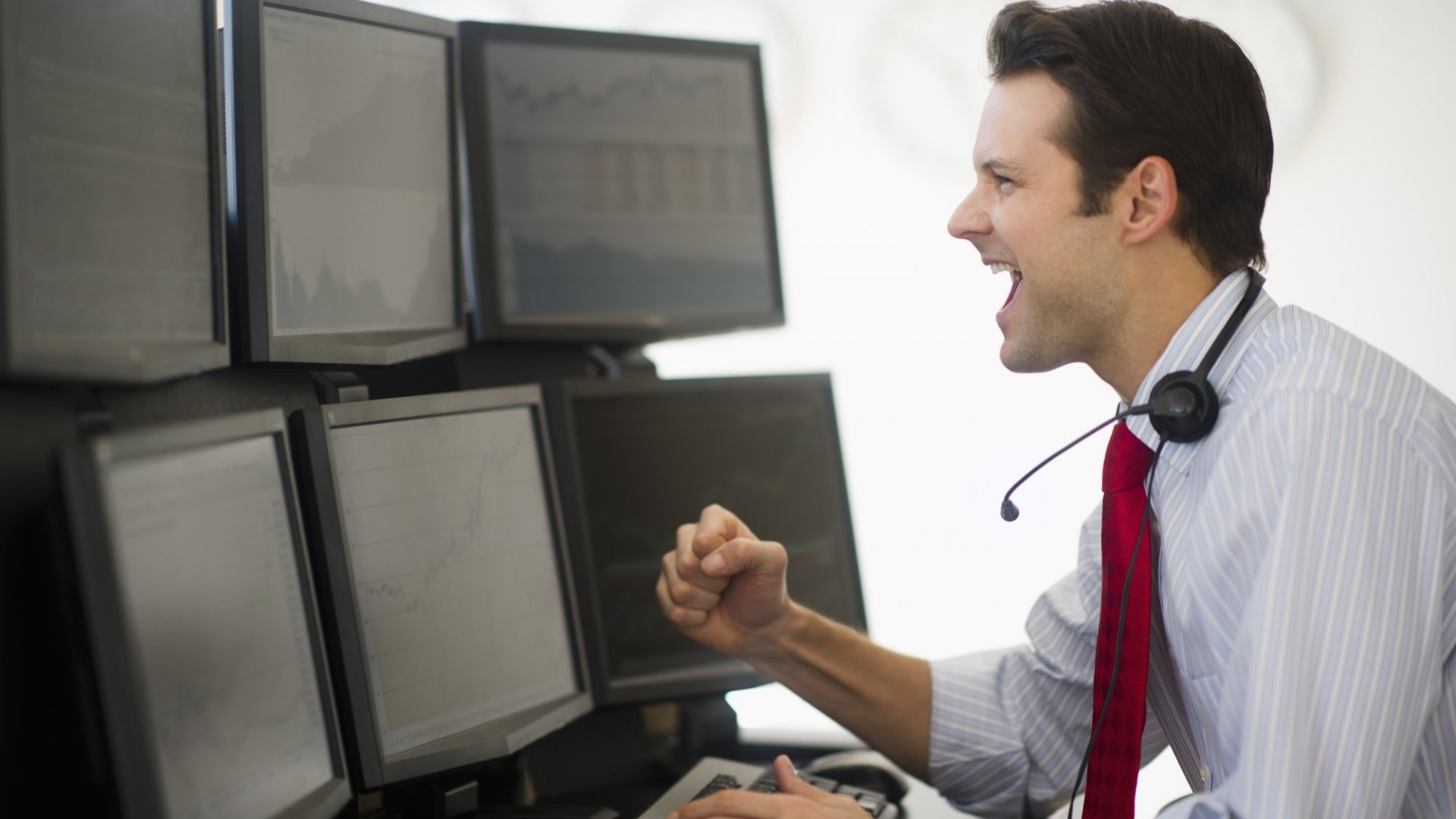 The 3 Rules for Being a Successful Day Trader